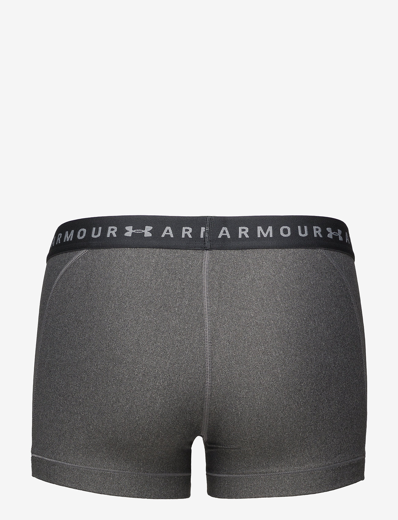 Under Armour - UA HG Armour Shorty - spodenki treningowe - charcoal light heather - 1