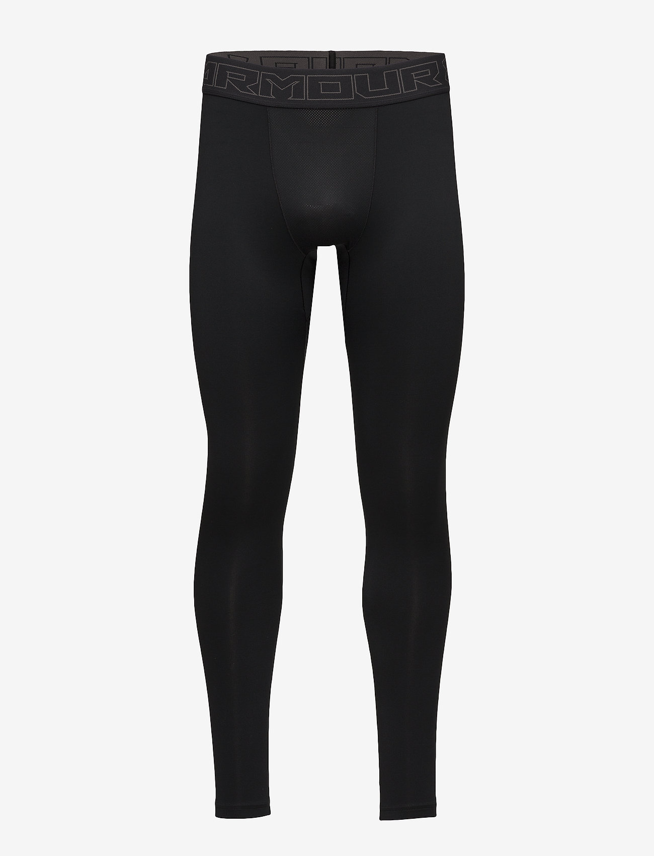Under Armour - UA ColdGear Leggings - løbe- og træningstights - black - 0