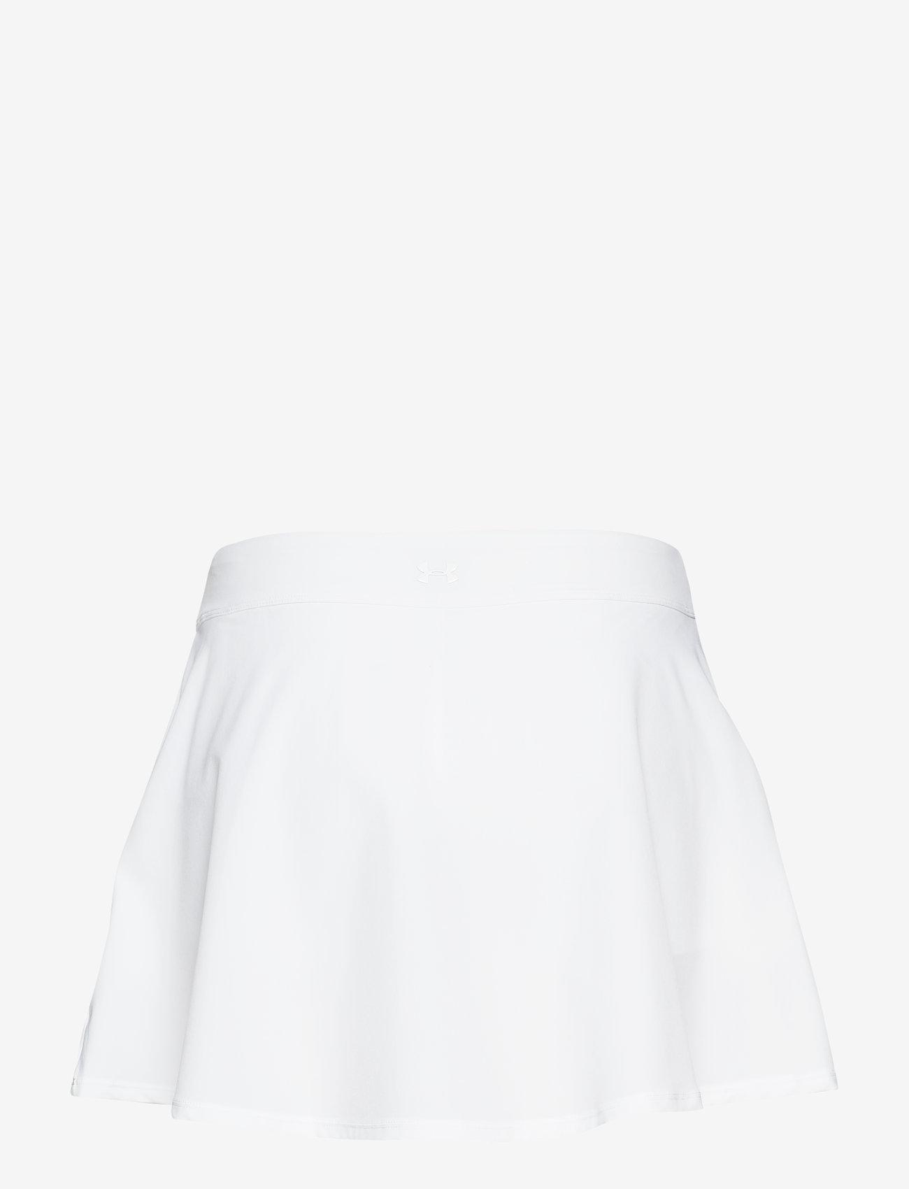 Under Armour - Links Skort - sports skirts - white - 1