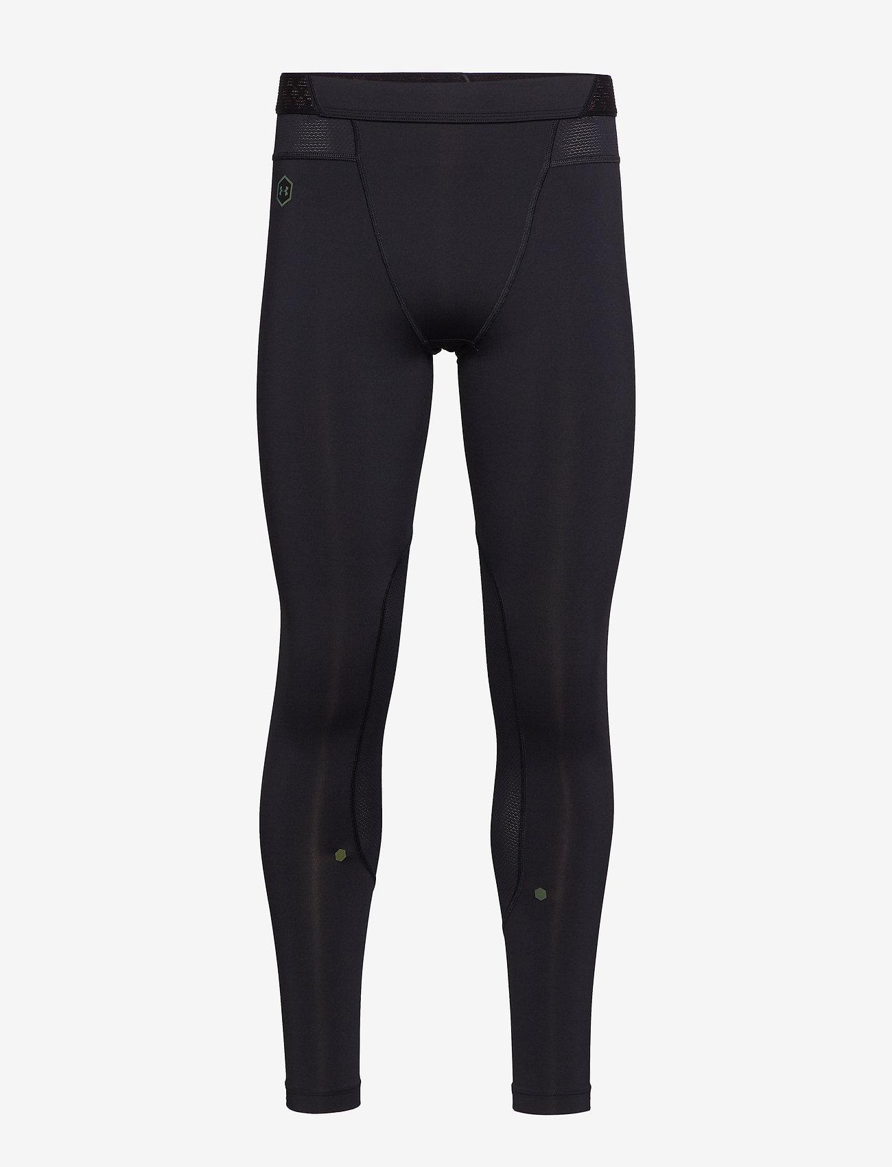 Under Armour - UA Rush HG Leggings - running & training tights - black - 1