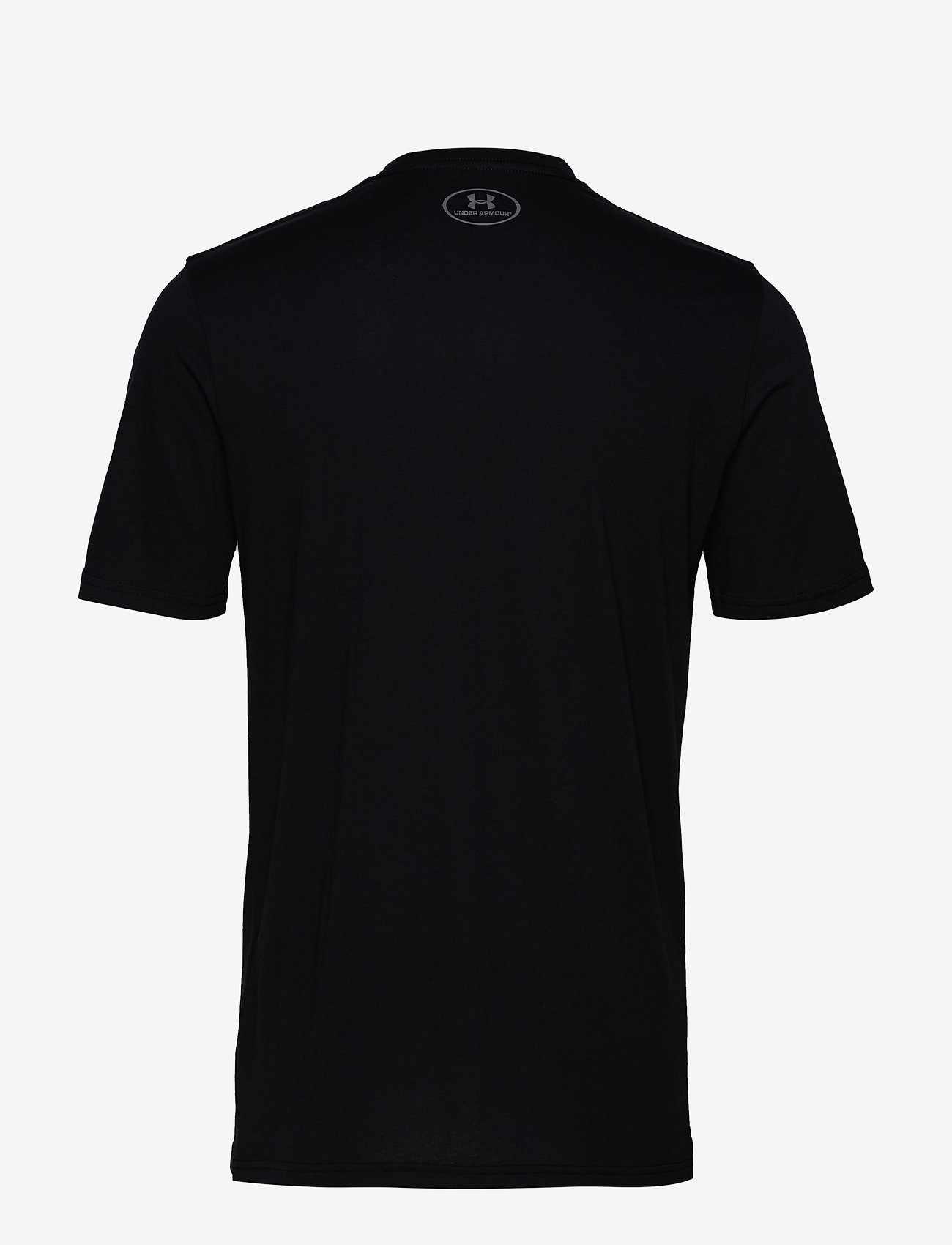 Under Armour Ua Team Issue Wordmark Ss - T-shirts Black