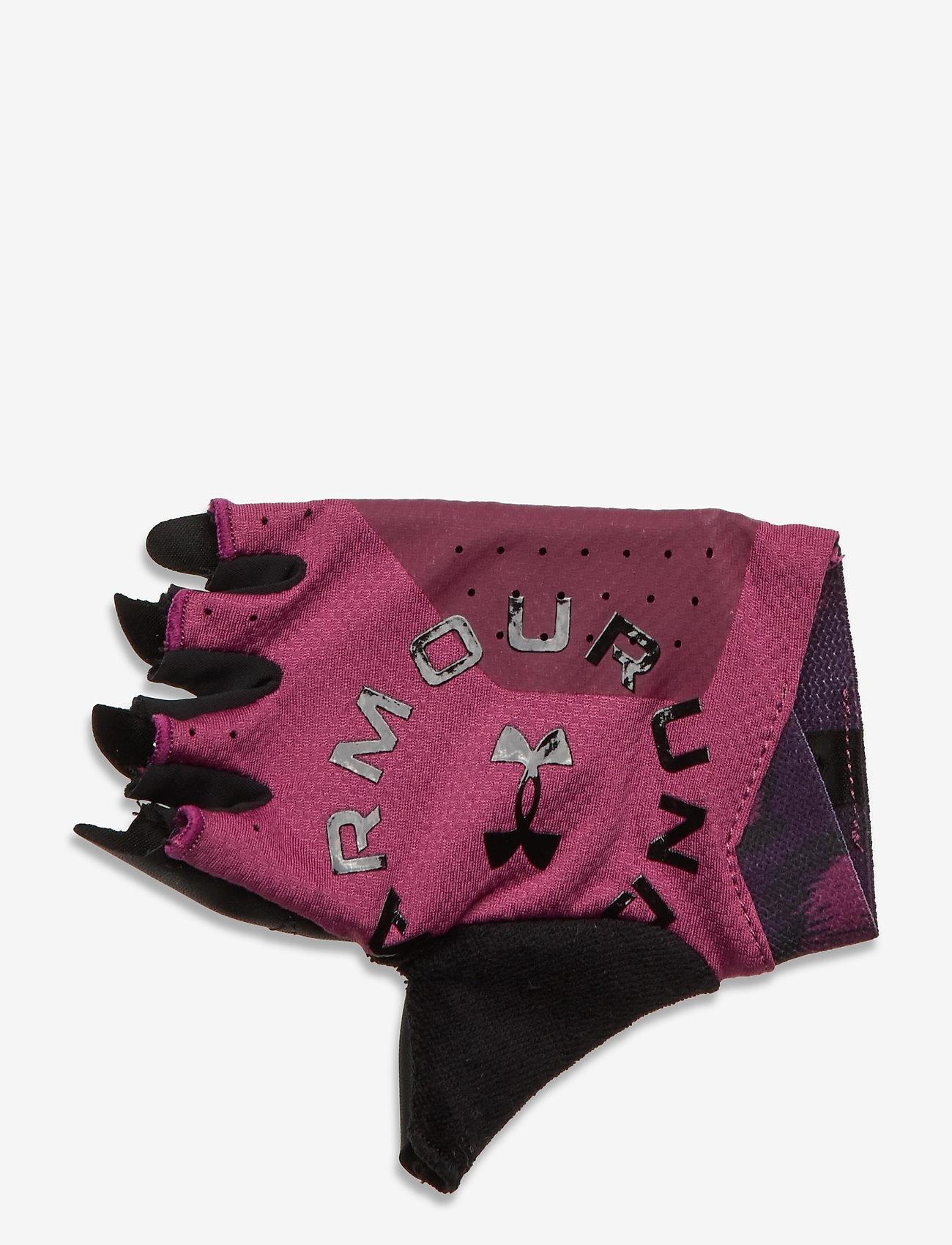 Under Armour - UA Graphic Training Gloves - accessoires - pink quartz - 1