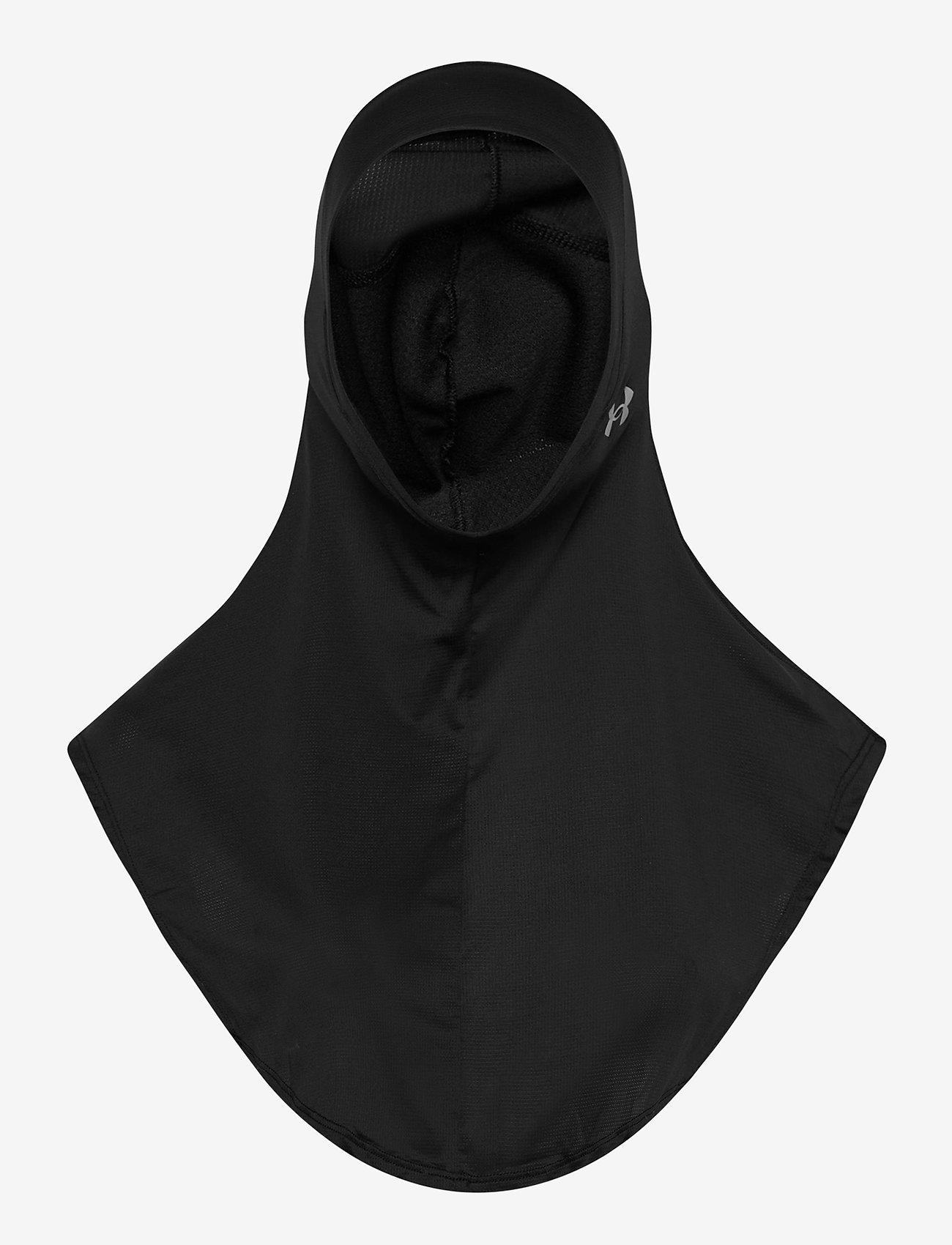 Under Armour - UA Extended Sport Hijab - pannband - black - 0