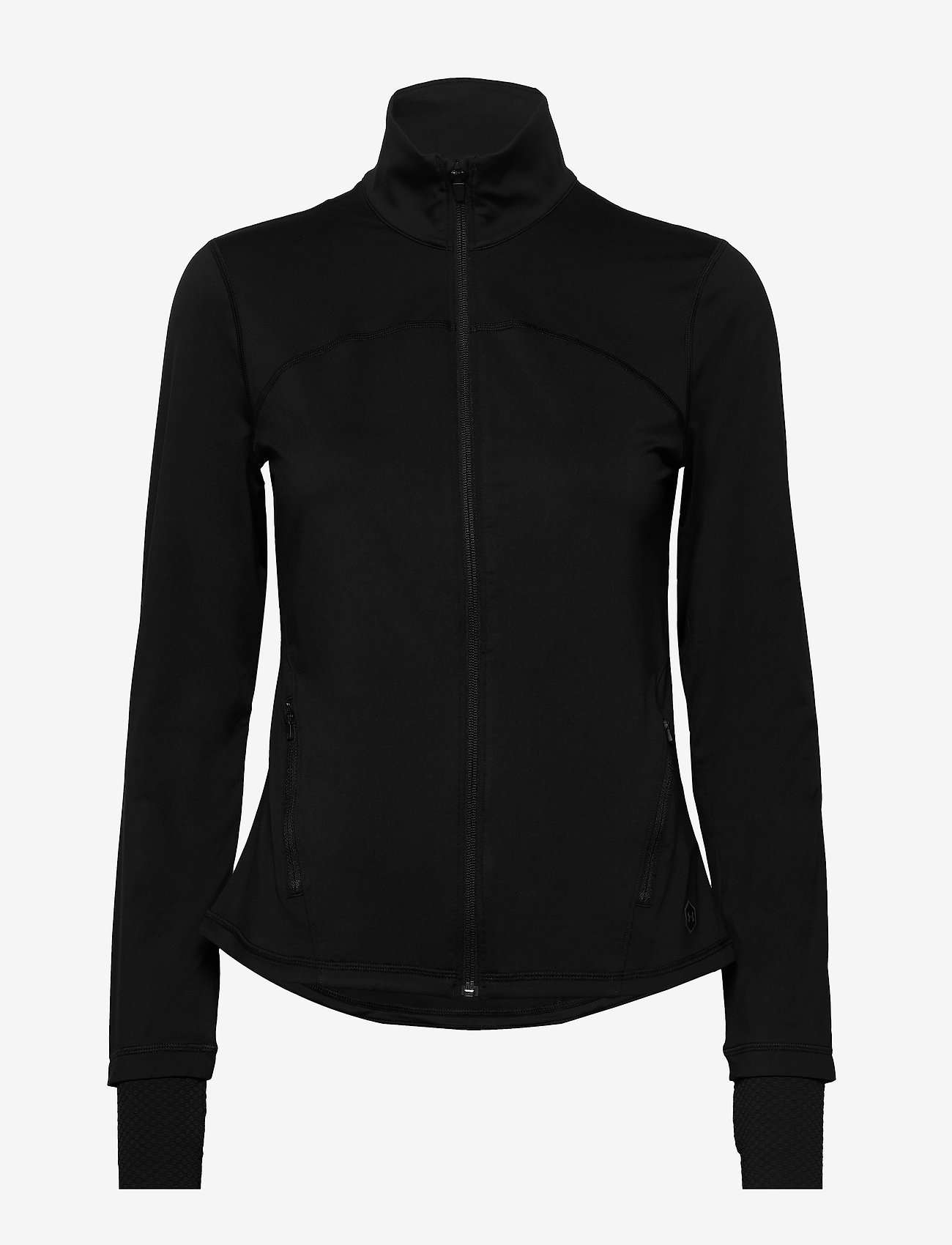Under Armour - RUSH FZ - training jackets - black - 0
