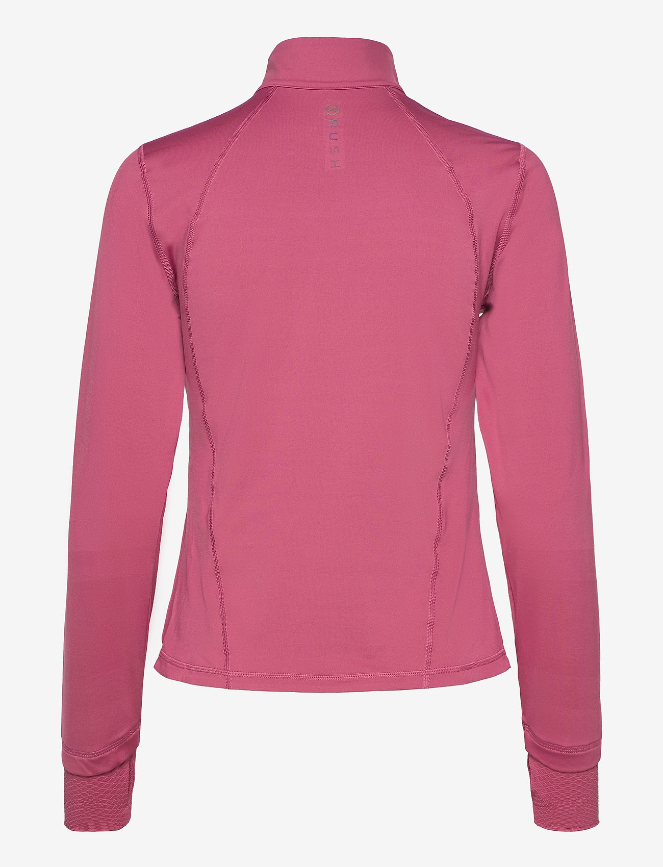 Under Armour - RUSH FZ - training jackets - pink quartz - 1