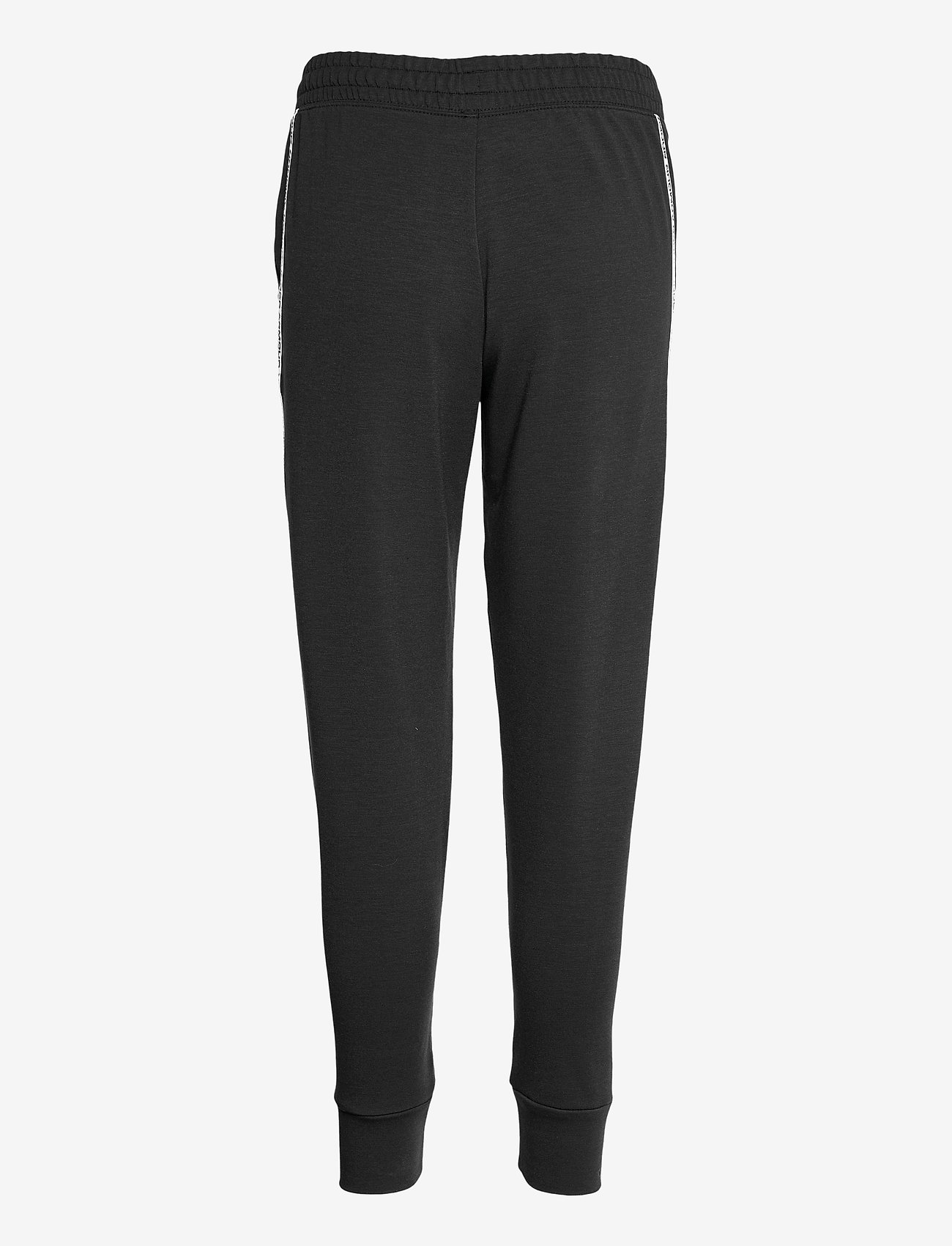 Under Armour - UA Rival Terry Taped Pant - byxor - black - 1