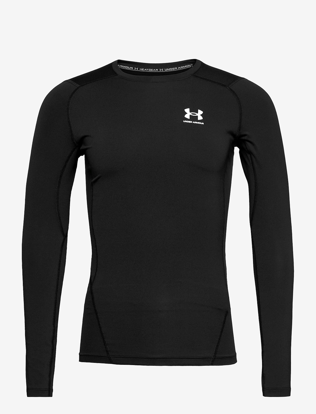Under Armour - UA HG Armour Comp LS - thermo ondershirts - black - 0
