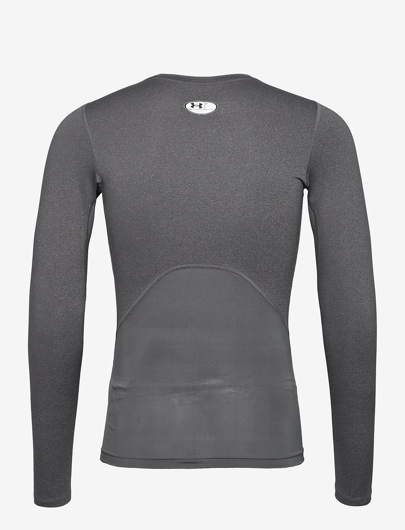 Under Armour - UA HG Armour Comp LS - base layer tops - carbon heather - 1