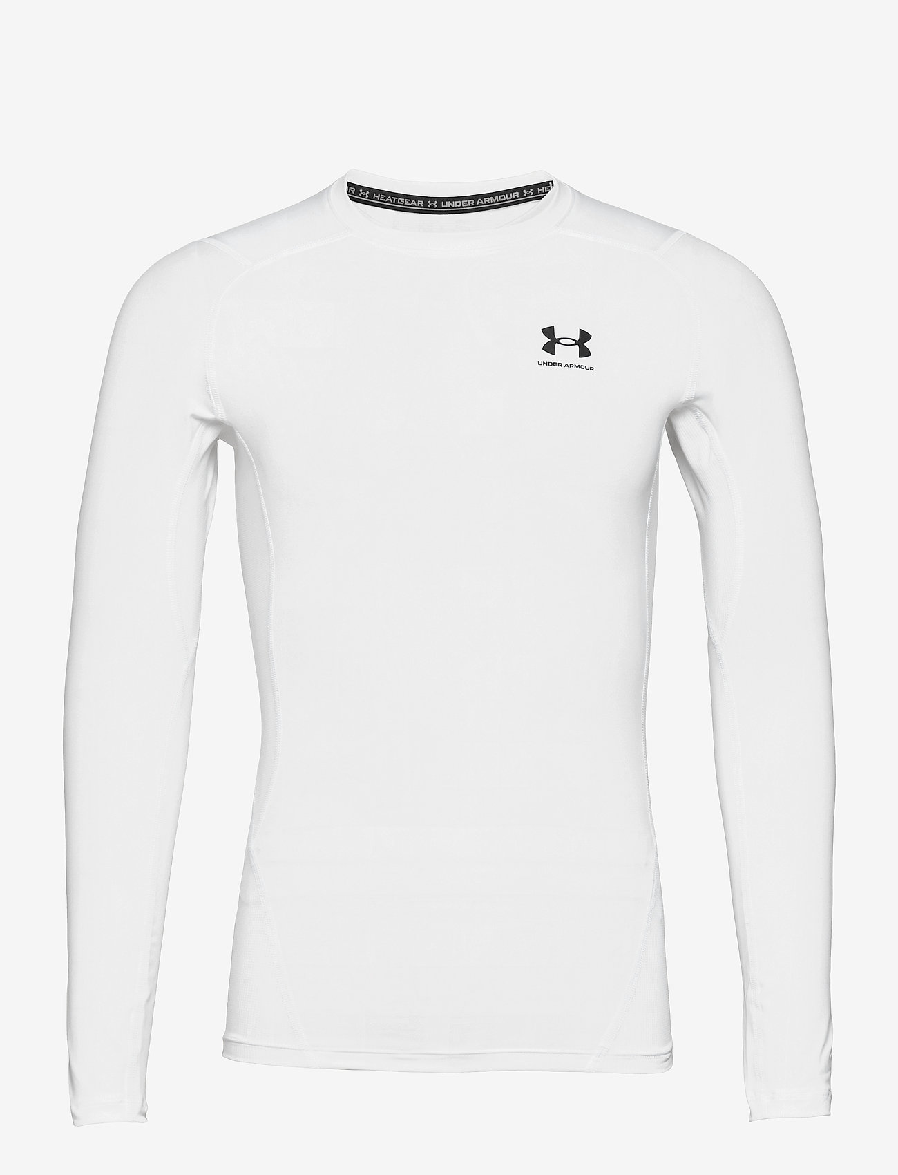 Under Armour - UA HG Armour Comp LS - base layer tops - white - 0