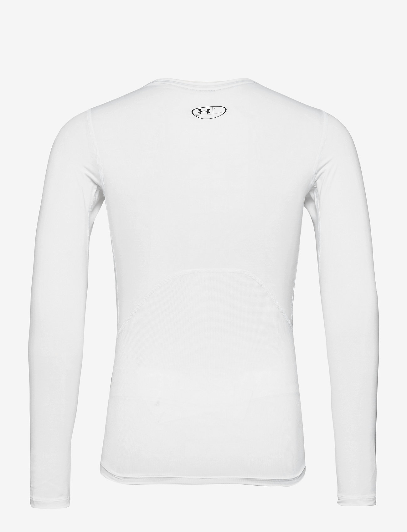 Under Armour - UA HG Armour Comp LS - base layer tops - white - 1