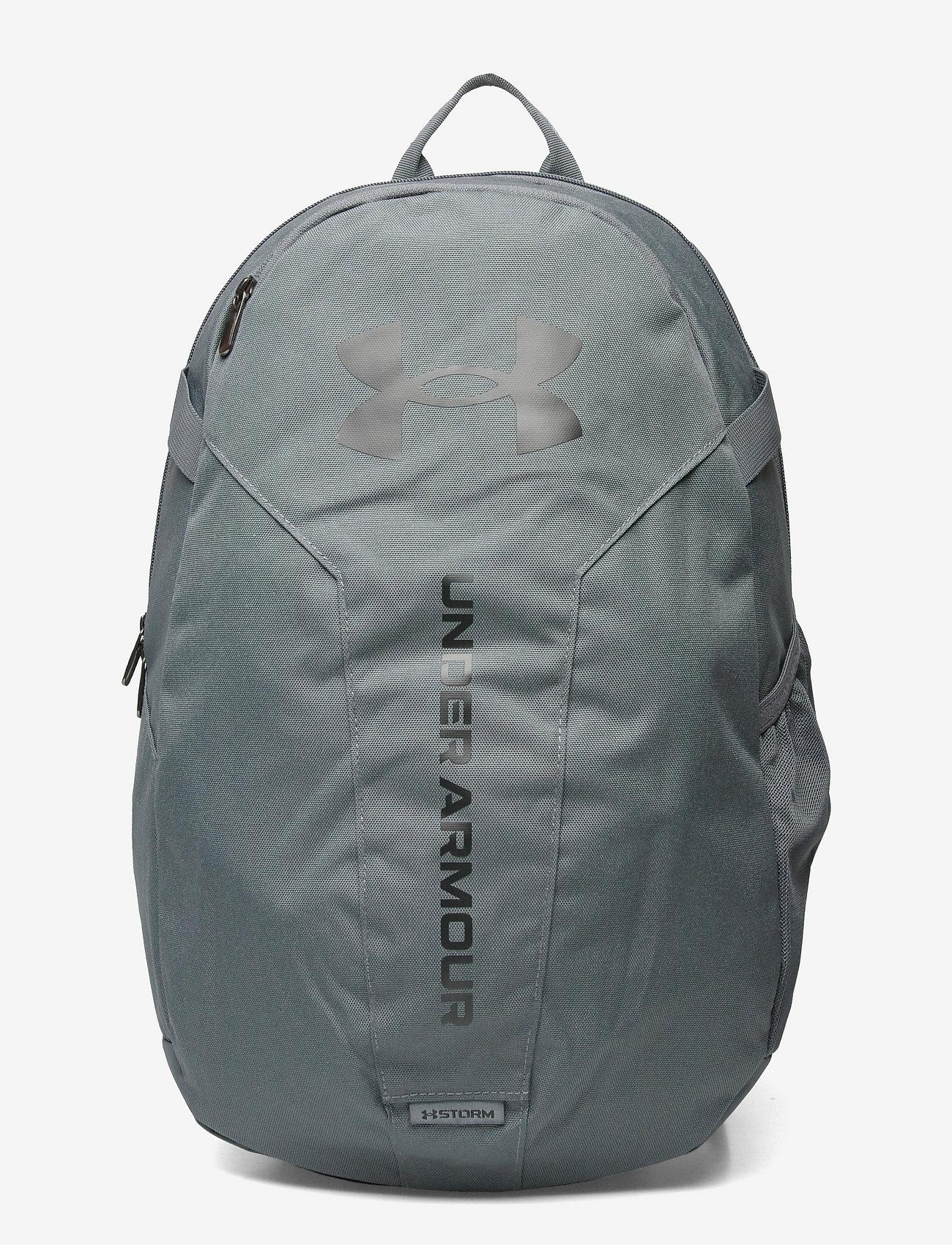 Under Armour - UA Hustle Lite Backpack - sportstasker - pitch gray - 0
