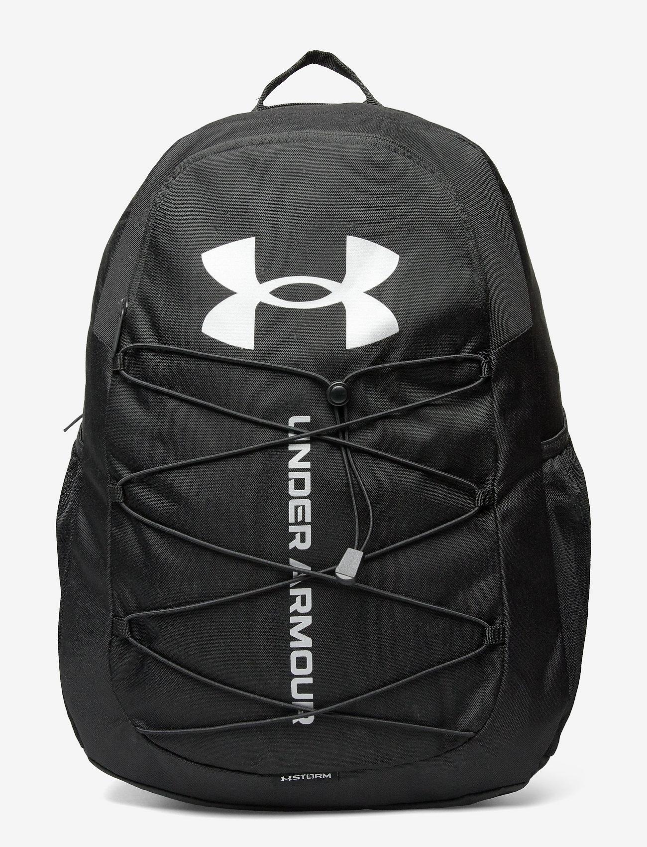 Under Armour - UA Hustle Sport Backpack - sale - black - 0
