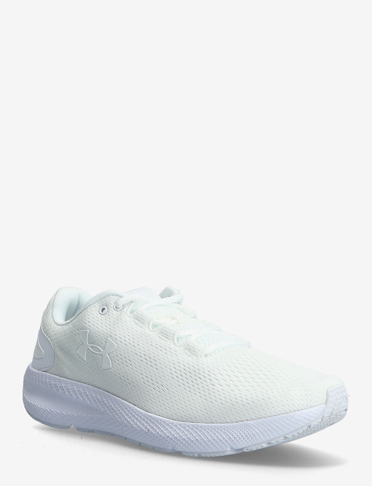 Under Armour - UA Charged Pursuit 2 - löbesko - white - 0