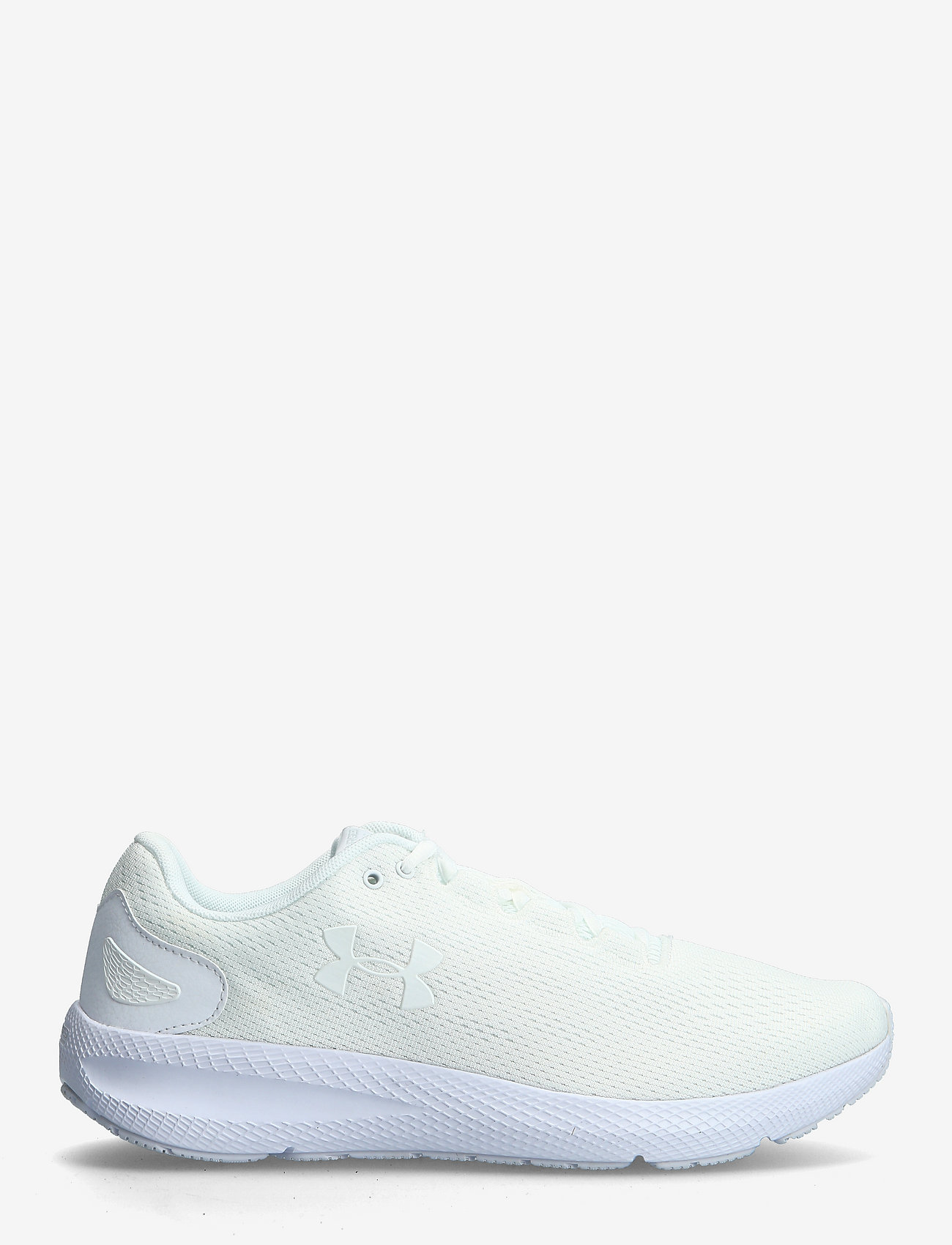 Under Armour - UA Charged Pursuit 2 - löbesko - white - 1