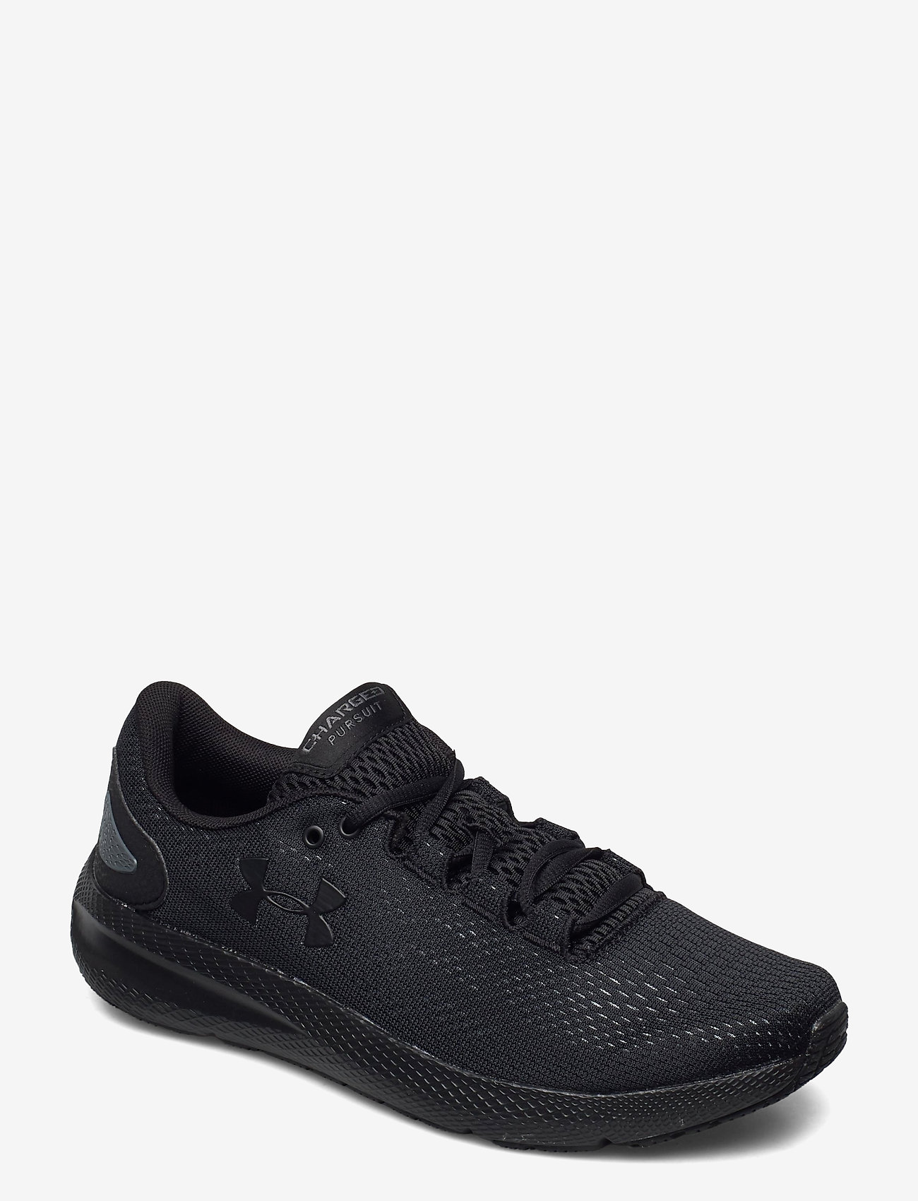 Under Armour - UA W Charged Pursuit 2 - running shoes - black - 0