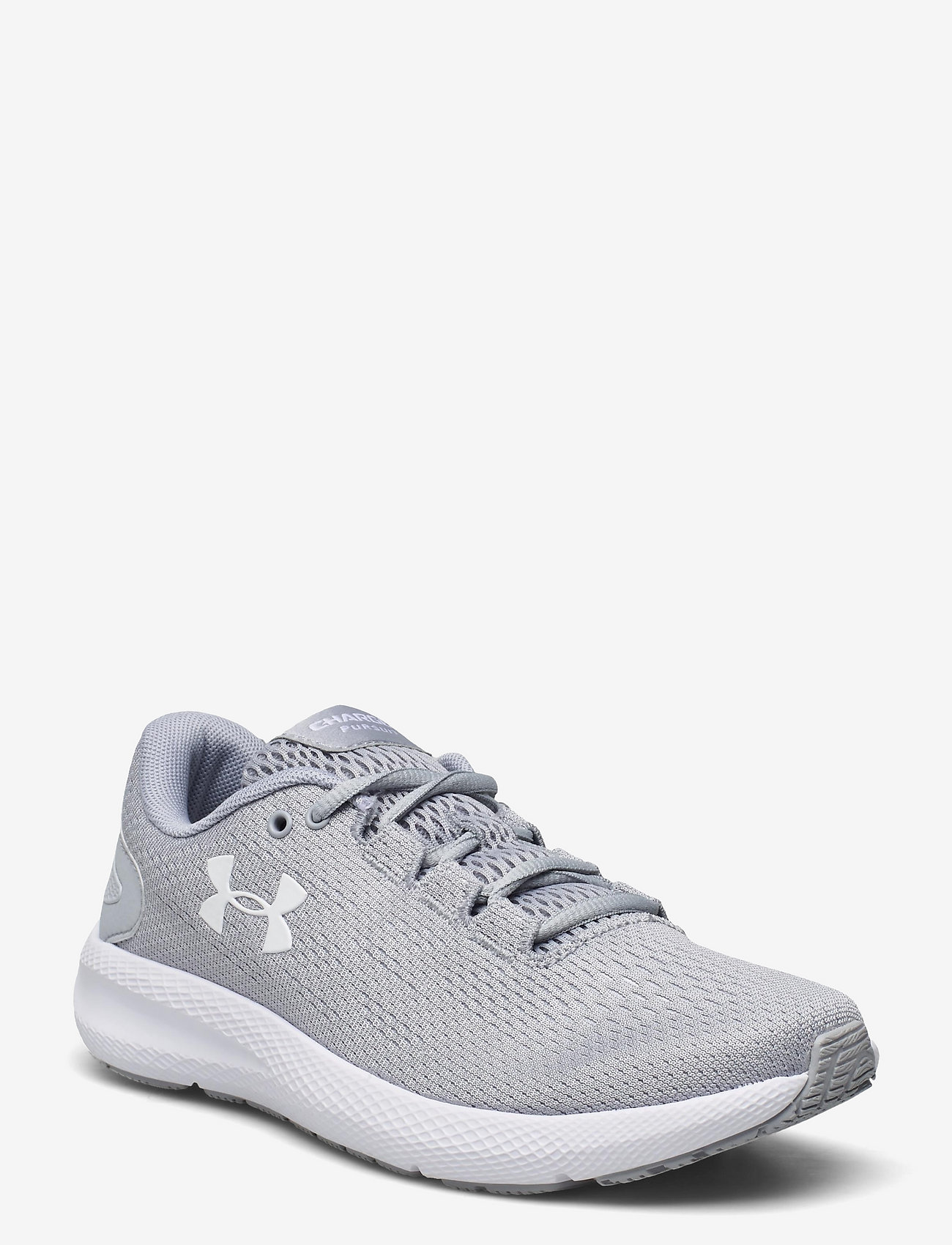 Under Armour - UA W Charged Pursuit 2 - running shoes - mod gray - 0