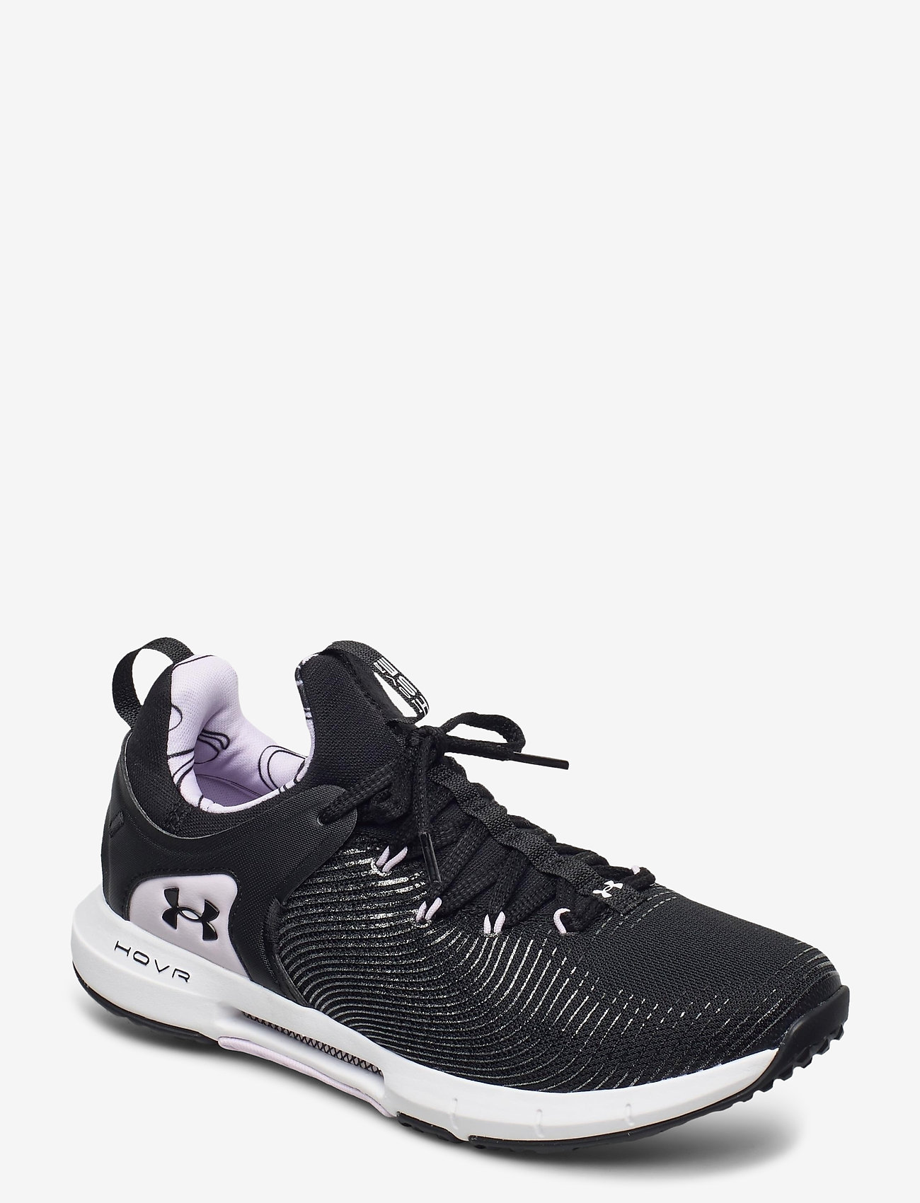Under Armour - UA W HOVR Rise 2 LUX - lage sneakers - black - 0