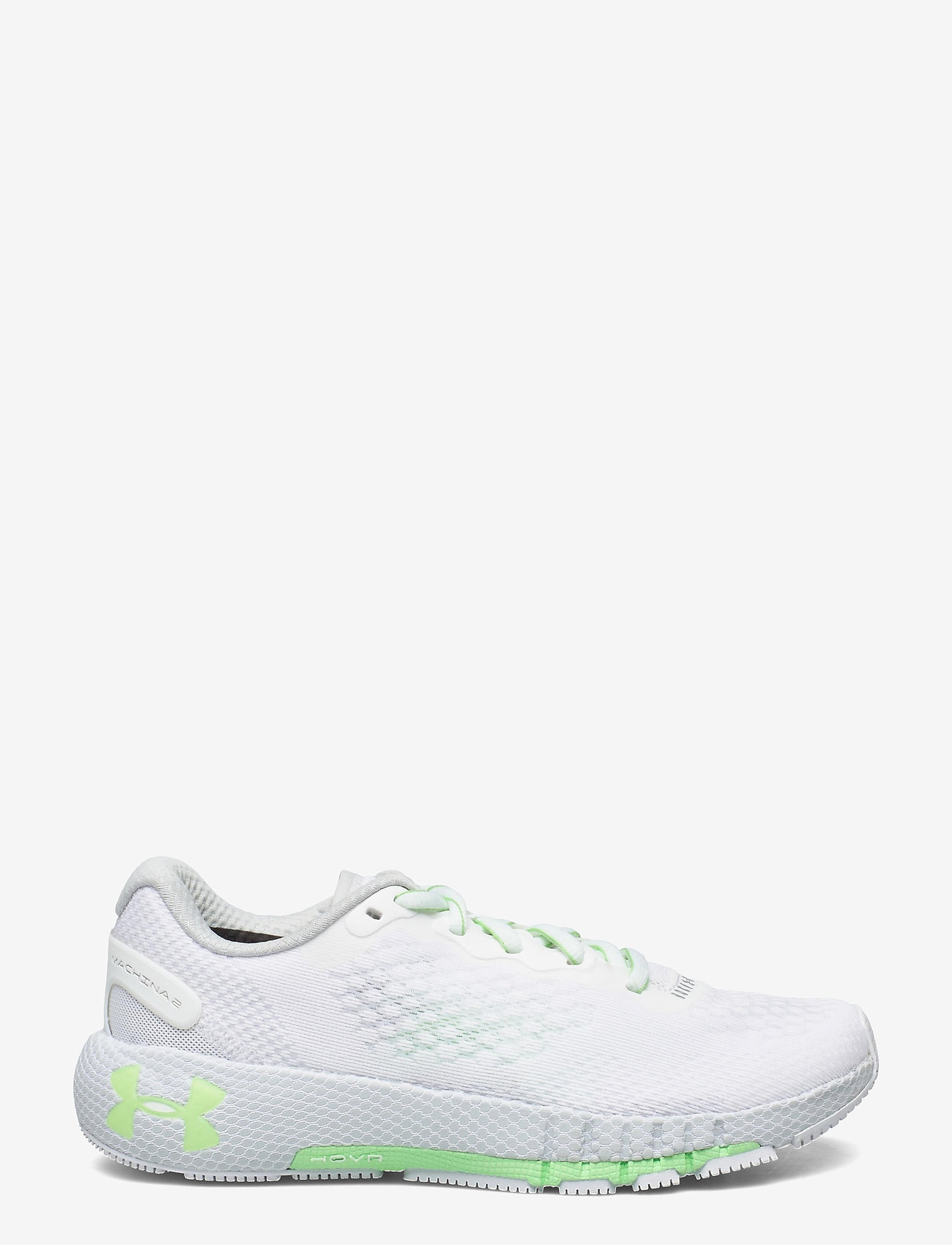 Under Armour - UA W HOVR Machina 2 - running shoes - white - 0