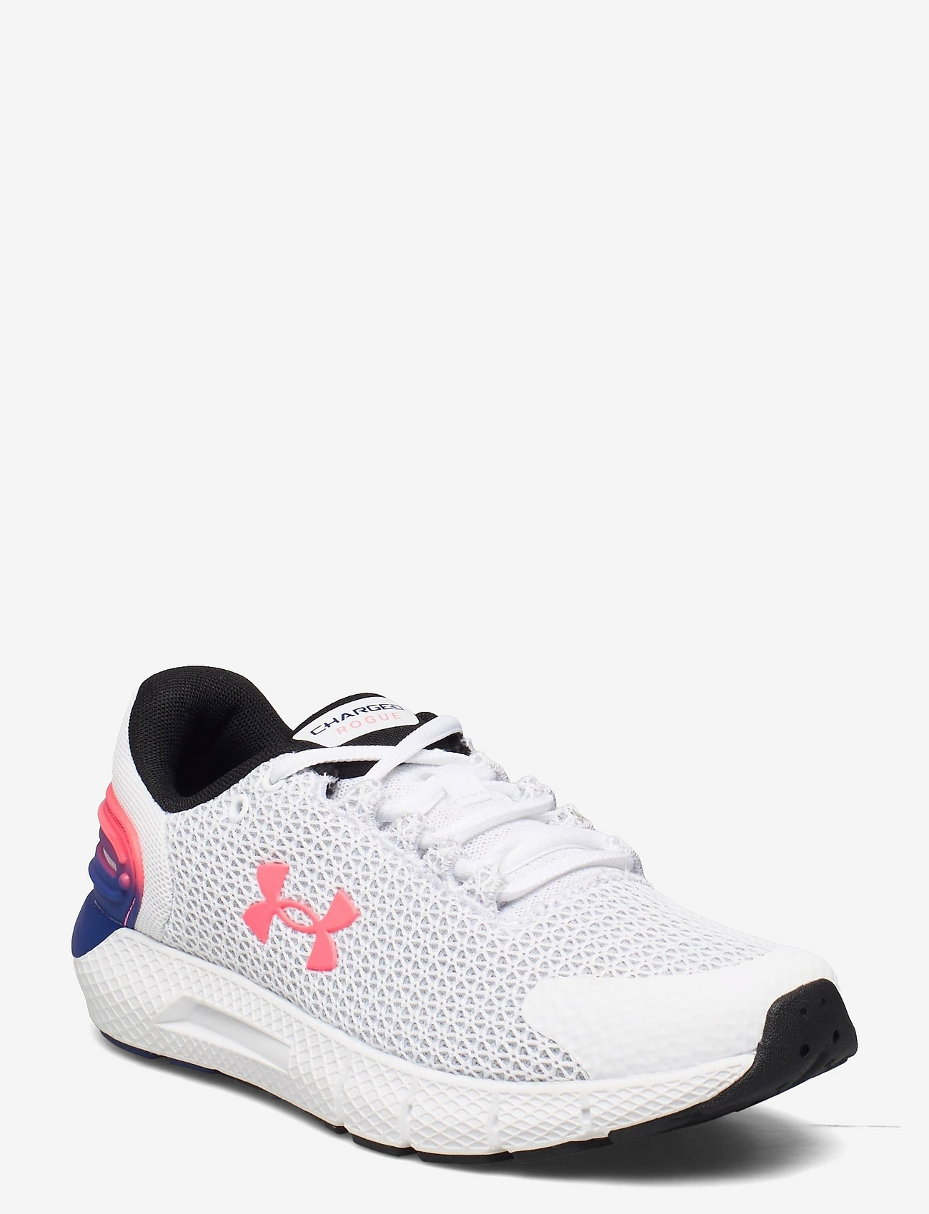 Under Armour - UA W Charged Rogue 2.5 - running shoes - white - 0