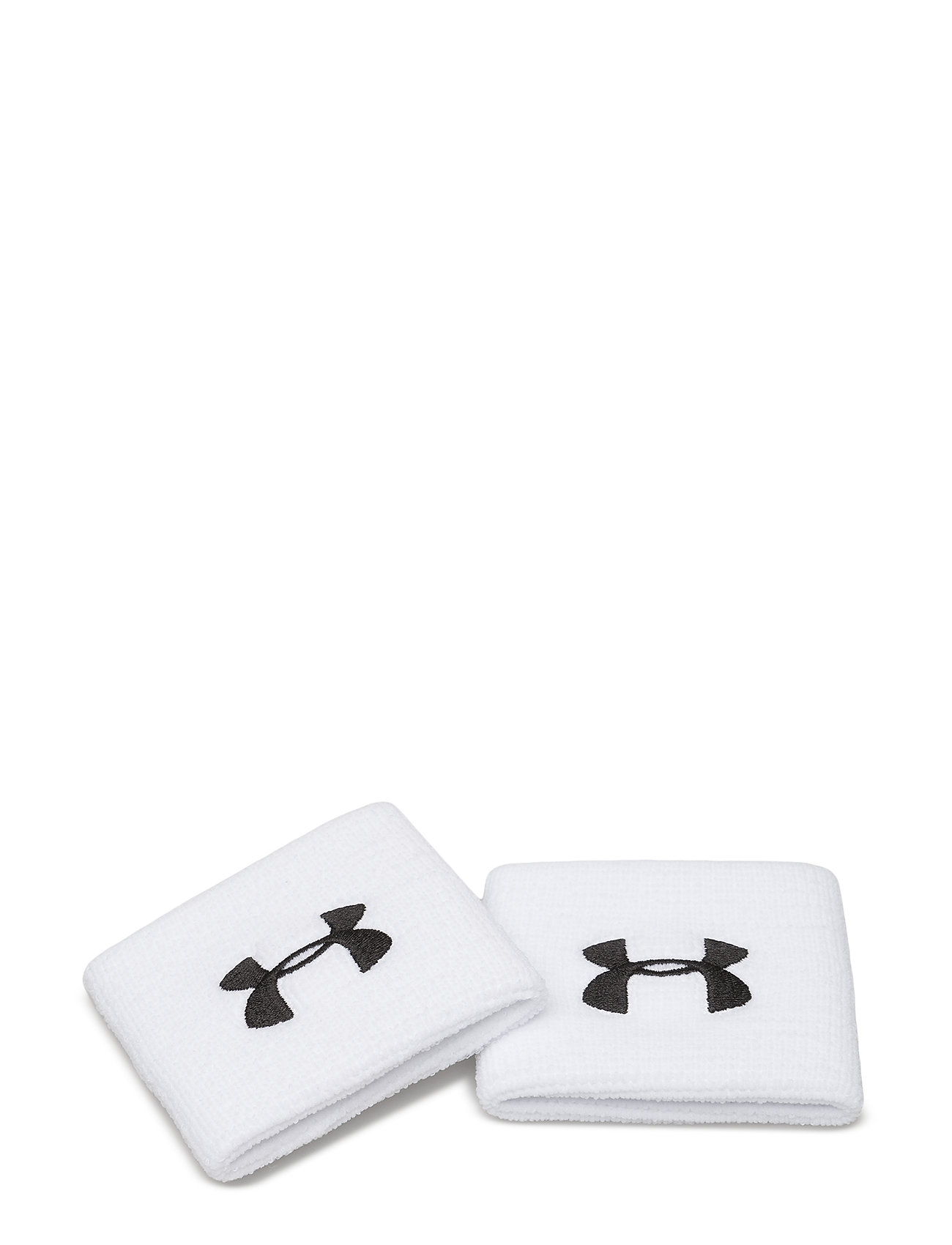 Under Armour Ua Performance Wristbands Accessories Training Equipments Hvid Under Armour