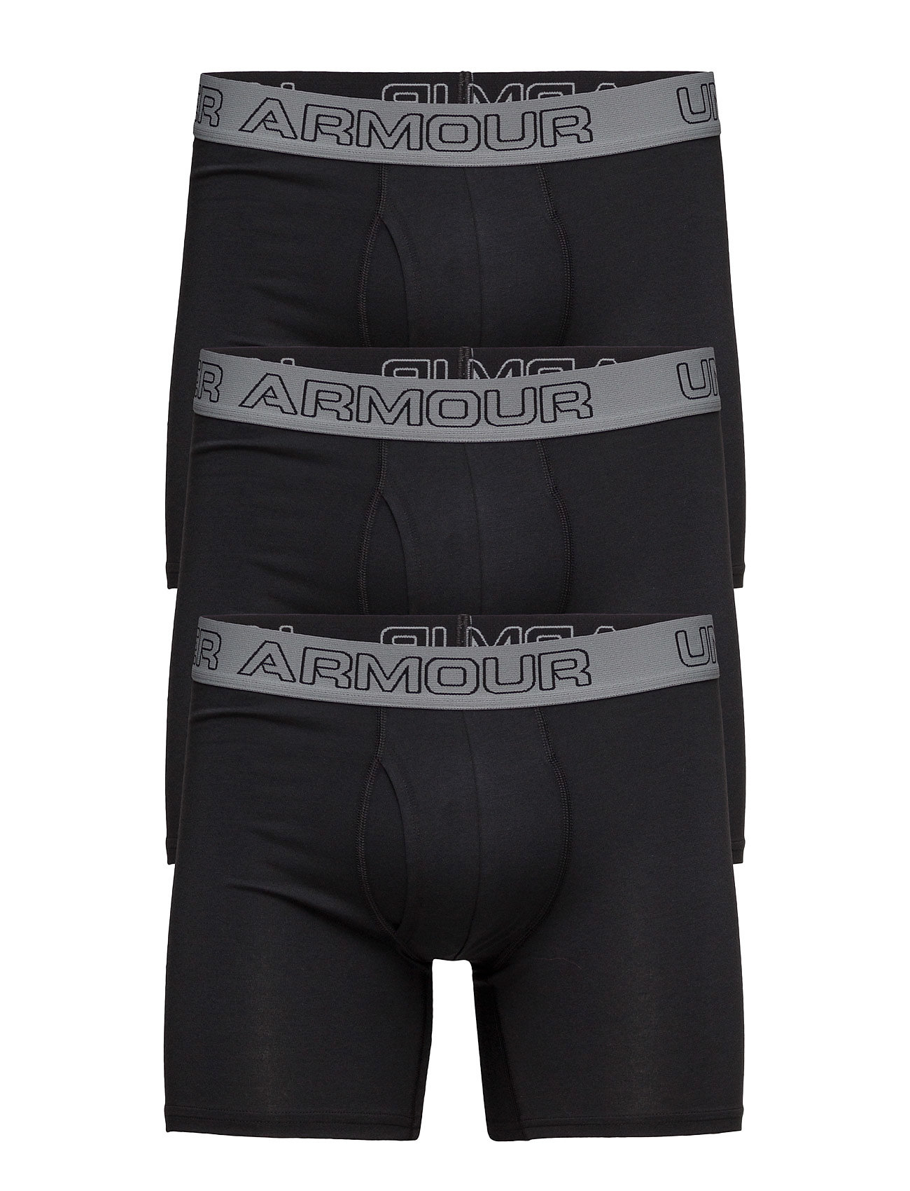 Under Armour Charged Cotton 6in 3Pk