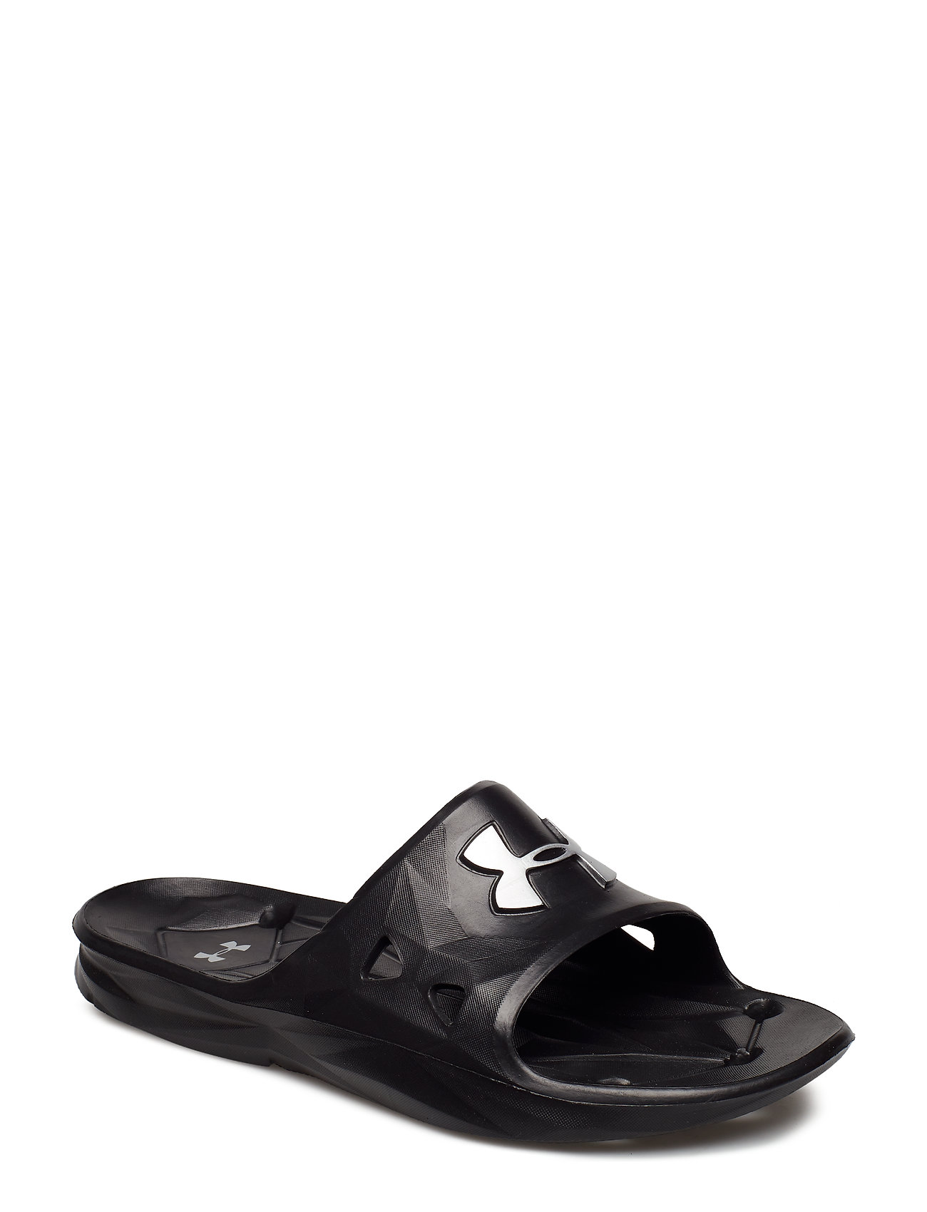 Under Armour - UA M Locker III SL - pool sliders - black - 0