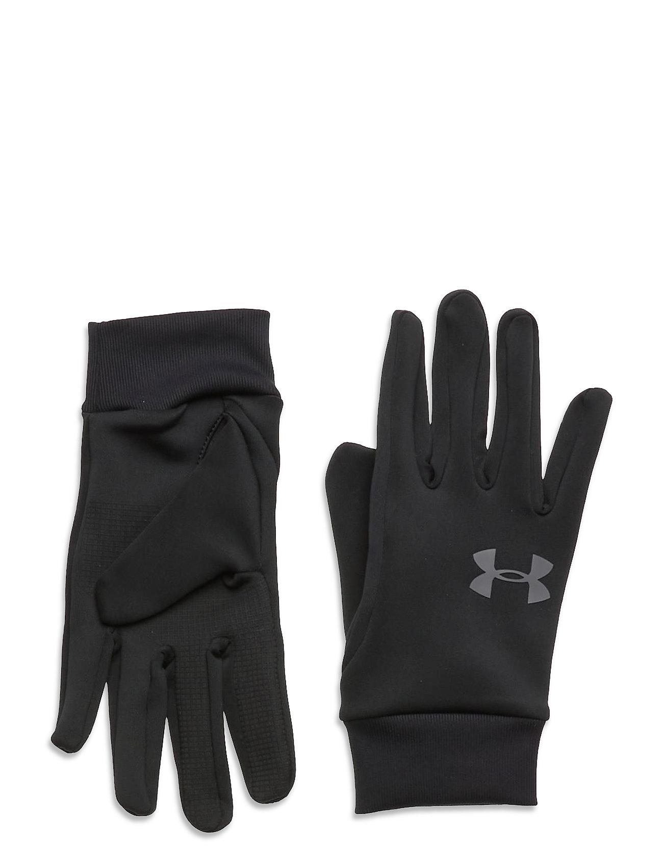 Ua Men'S Storm Liner Handsker Sort Under Armour