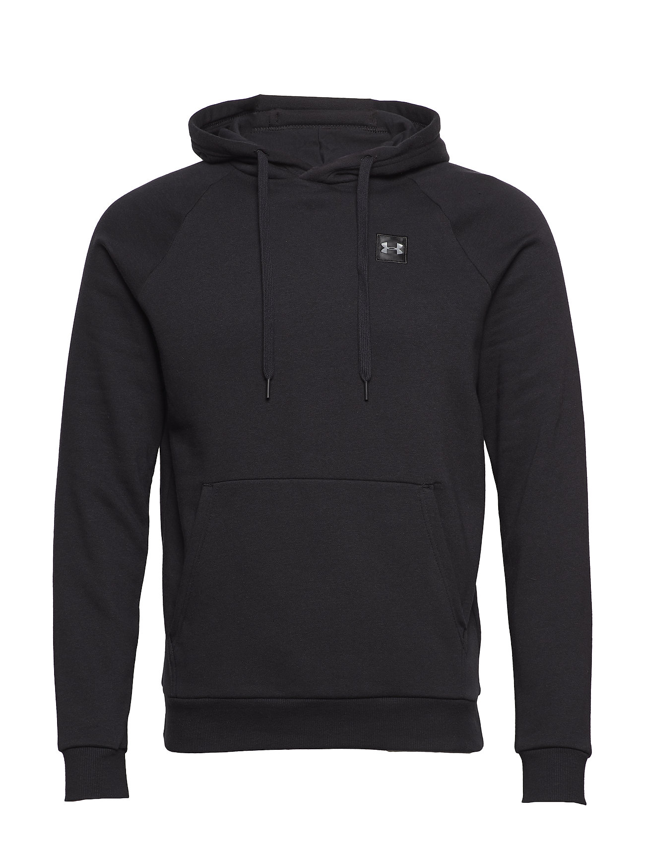 Under Armour RIVAL FLEECE PO HOODIE - BLACK