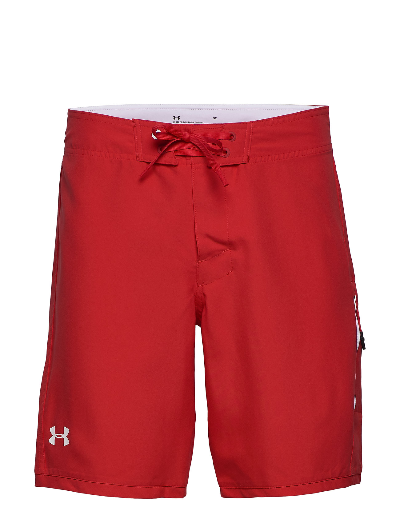 Under Armour Shore Break Boardshort - RED