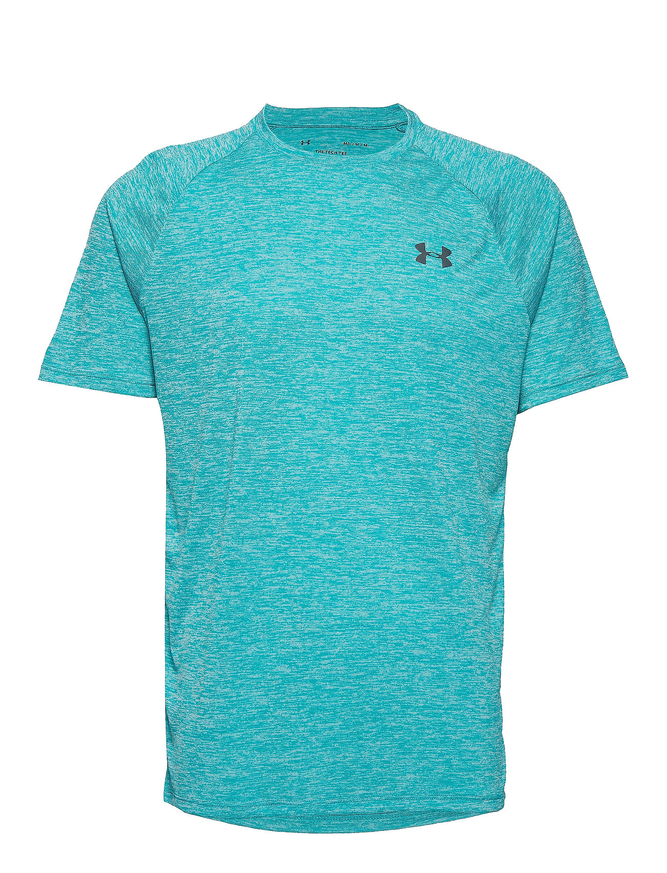 Under Armour UA Tech 2.0 SS Tee - TEAL RUSH