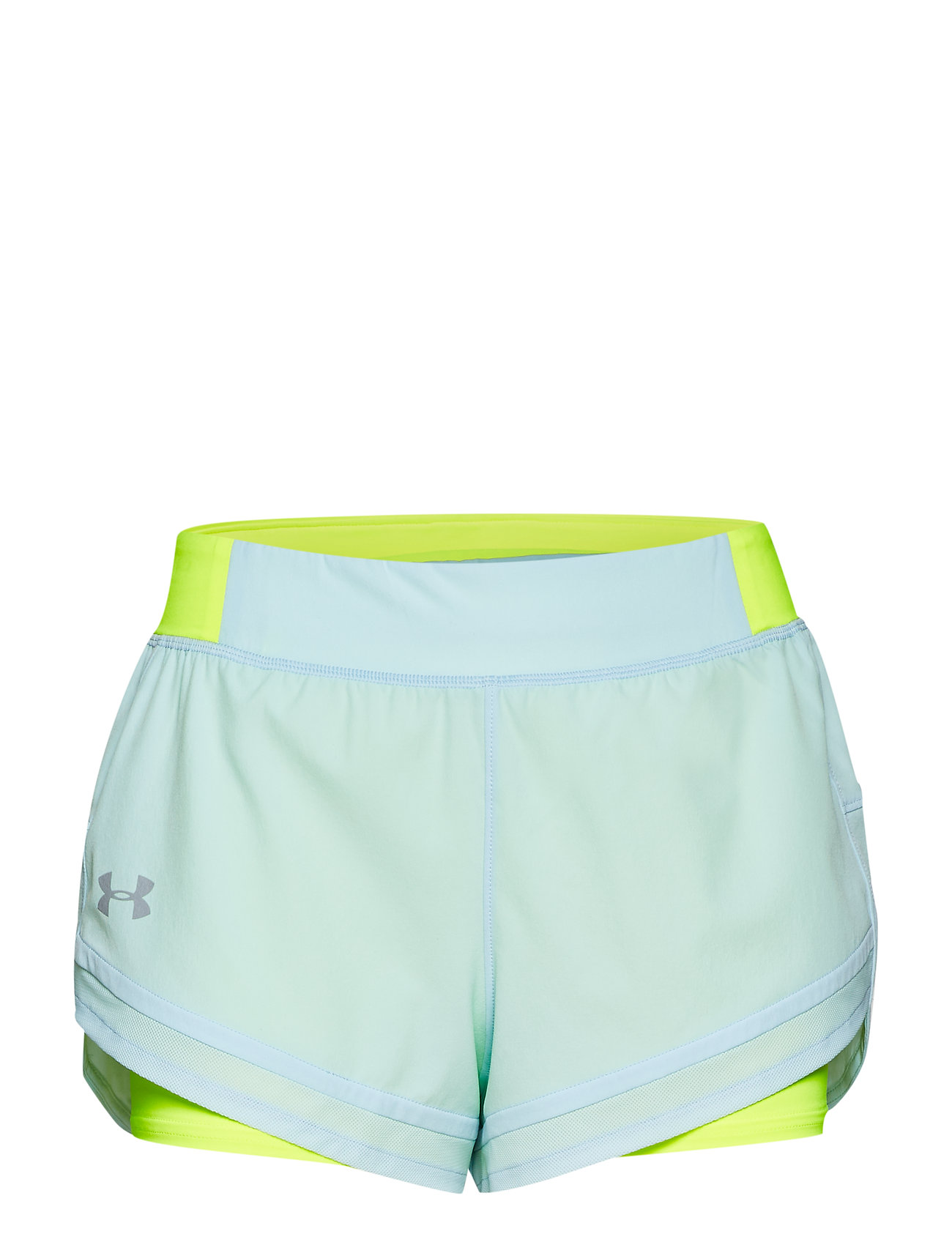 Under Armour UA Qualifier SpeedPocket 2-in-1 Short - BLUE