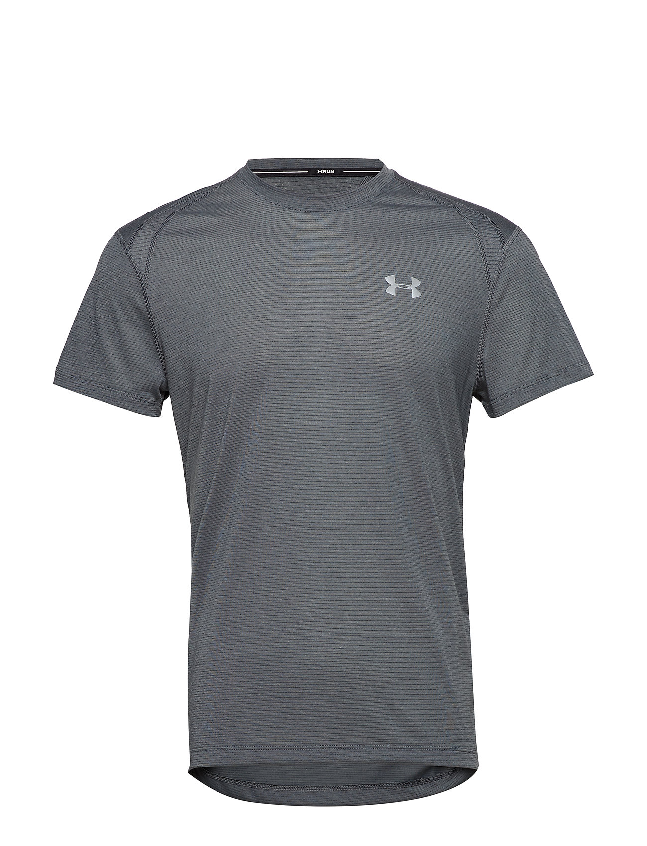 Under Armour UA STREAKER 2.0 SHORTSLEEVE - GRAY