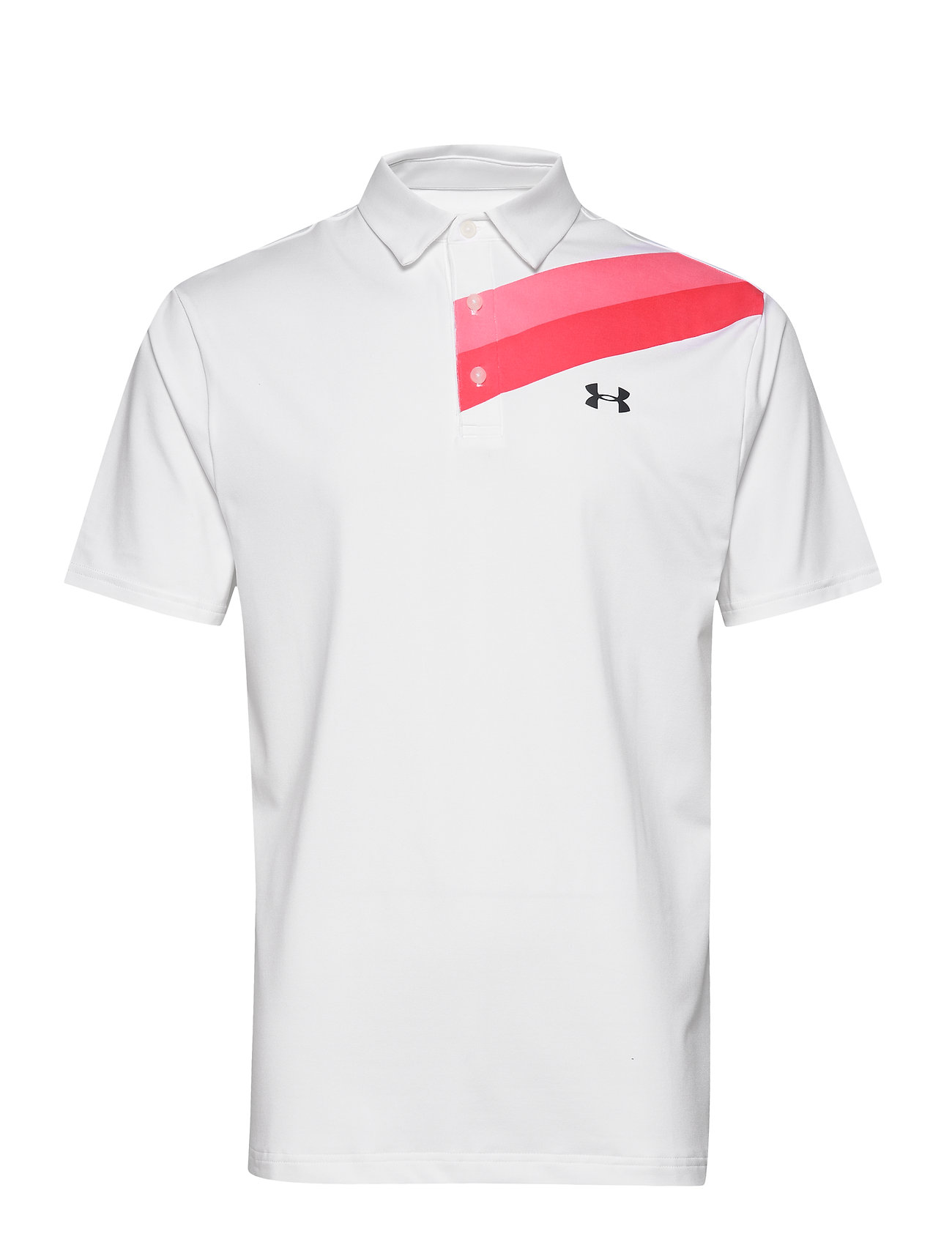 Under Armour Playoff Polo 2.0 Polos Short-sleeved Hvid Under Armour