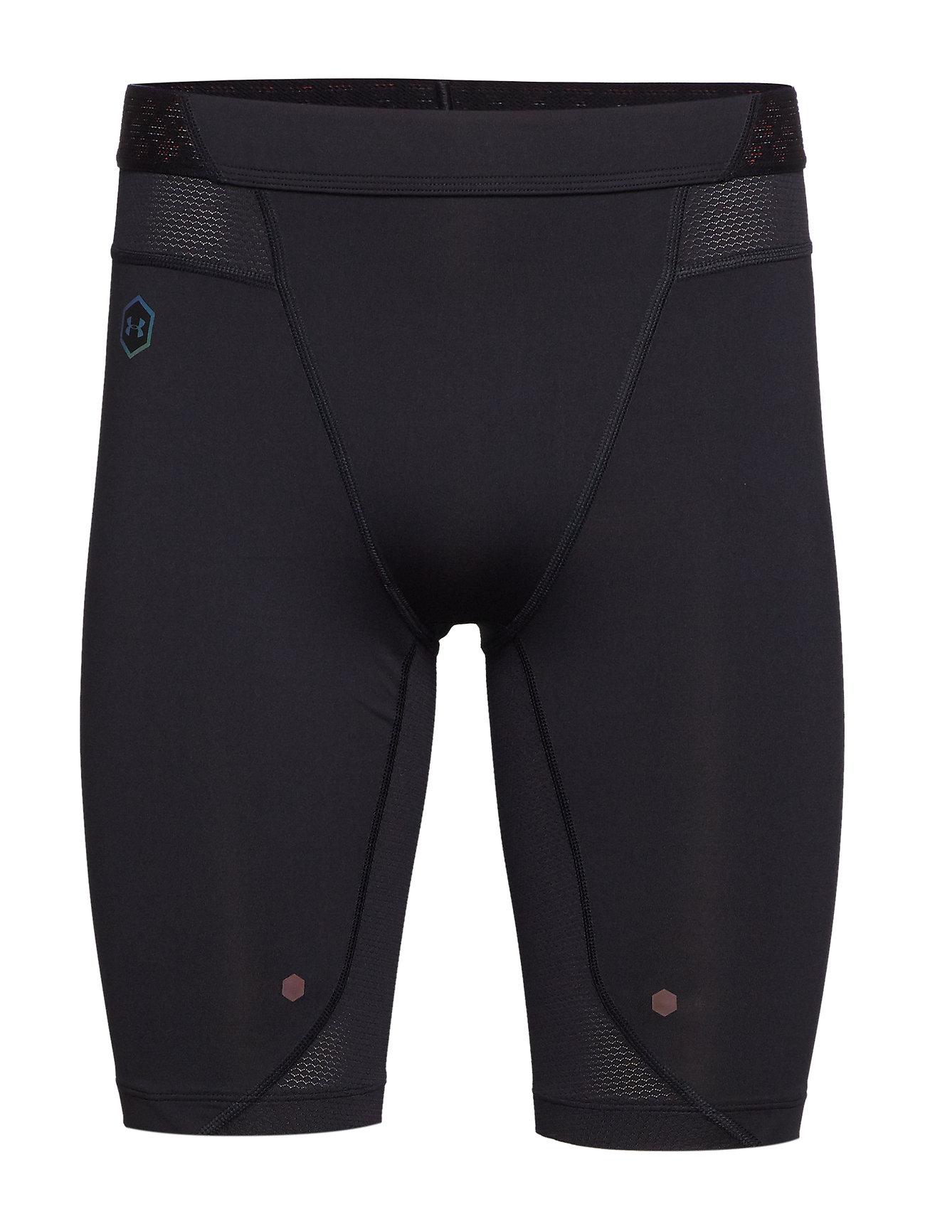 Under Armour UA Rush HG Comp Shorts - BLACK