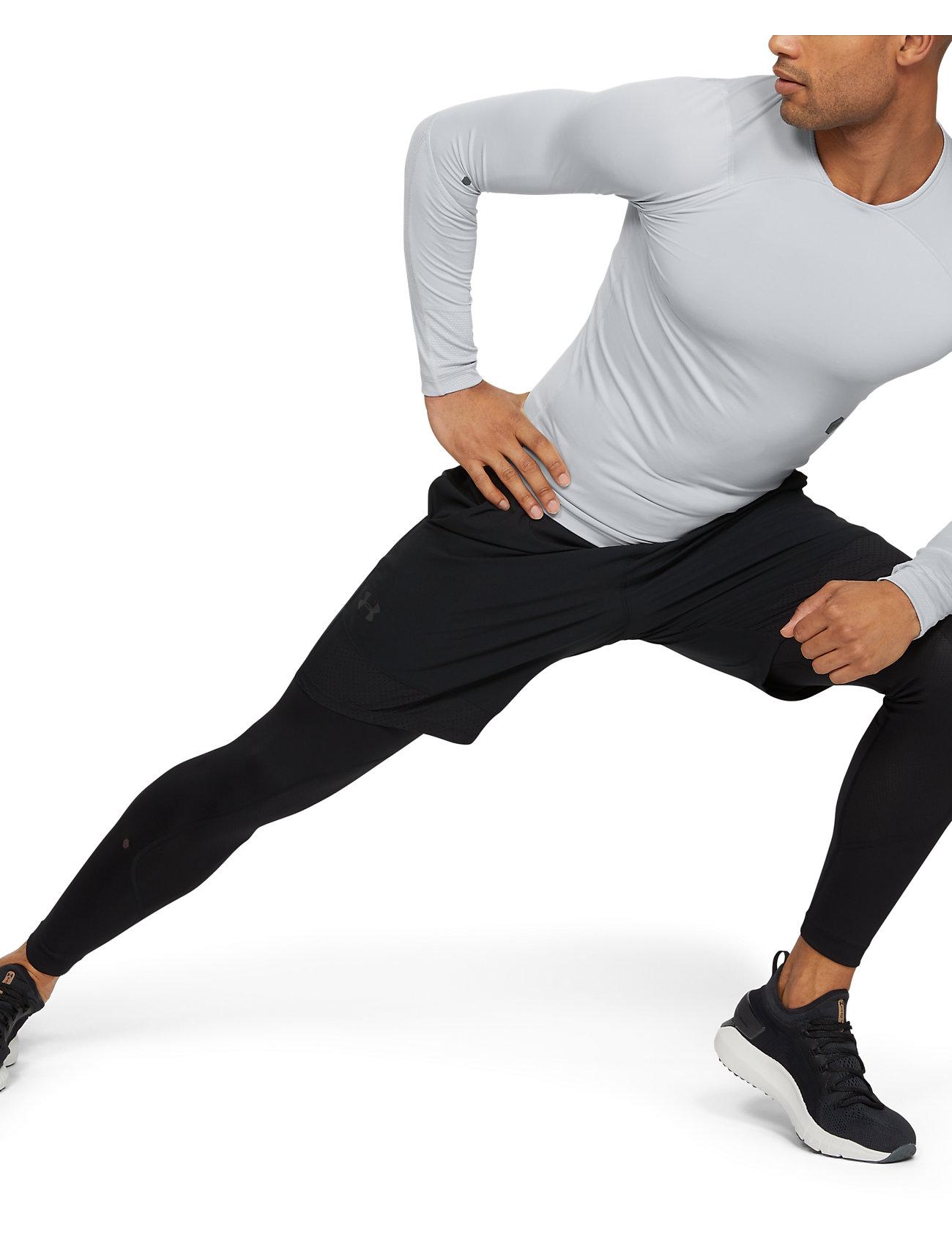Under Armour - UA Rush HG Leggings - running & training tights - black - 0