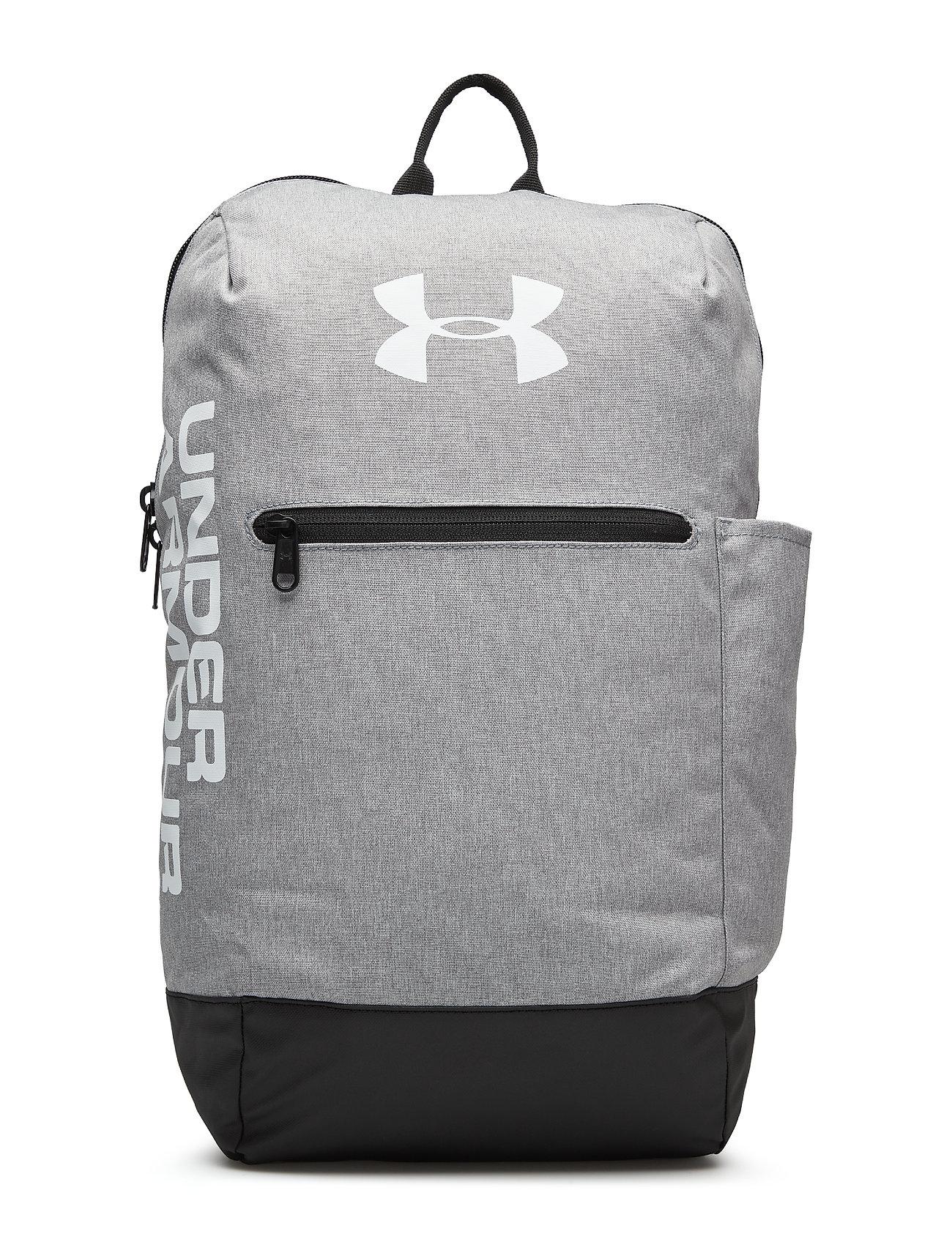 Under Armour UA Patterson Backpack - STEEL MEDIUM HEATHER