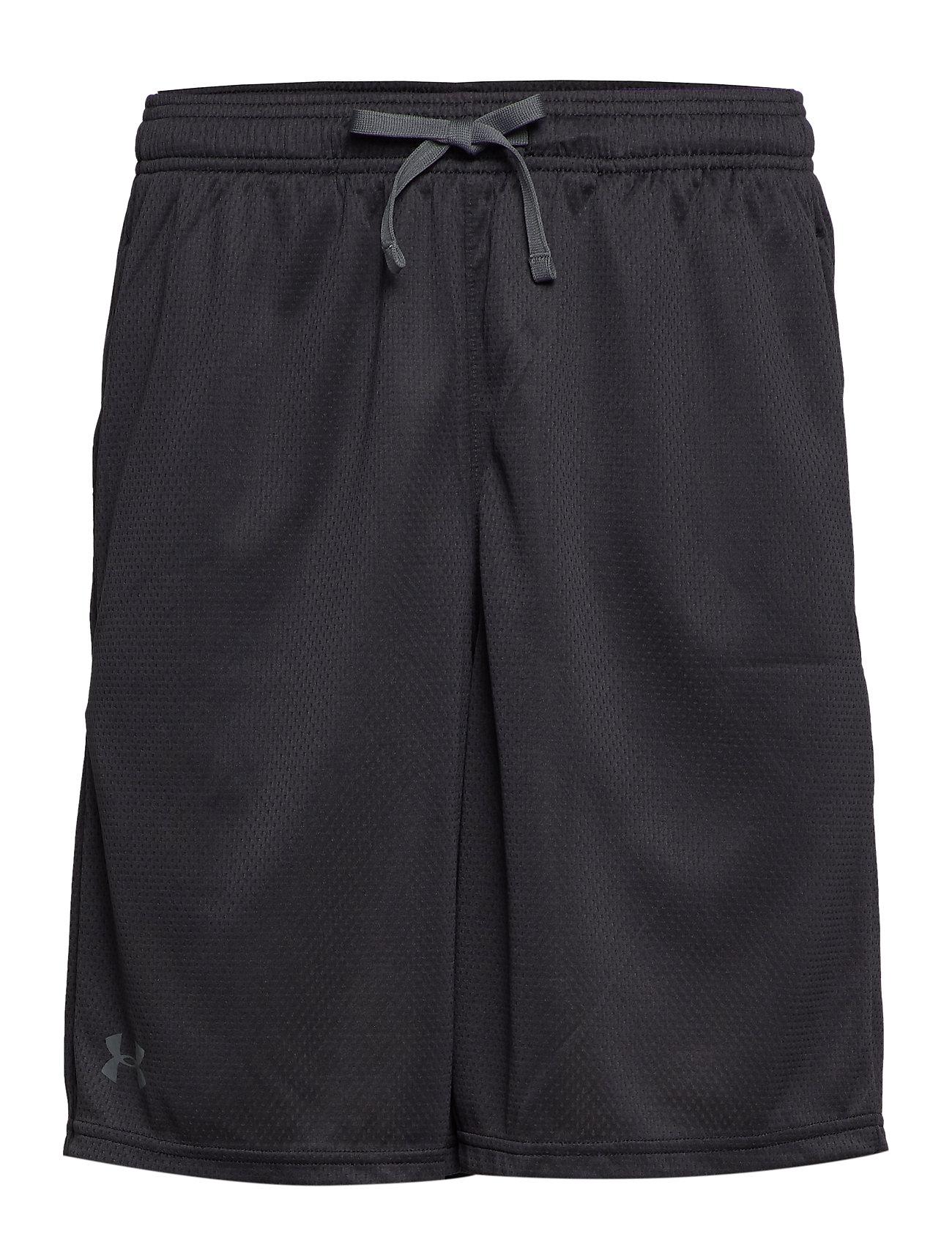 Under Armour UA Tech Mesh Shorts - BLACK