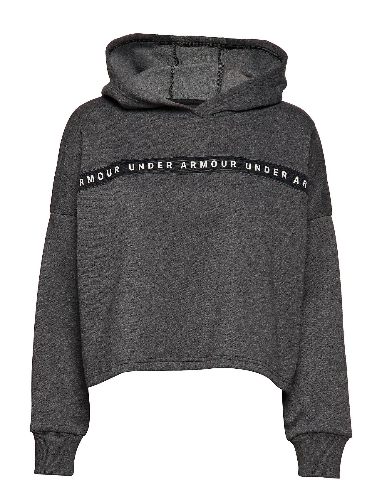 5b4a93fb6 Ua Taped Fleece Hoodie (Black) (38.50 €) - Under Armour - | Boozt.com