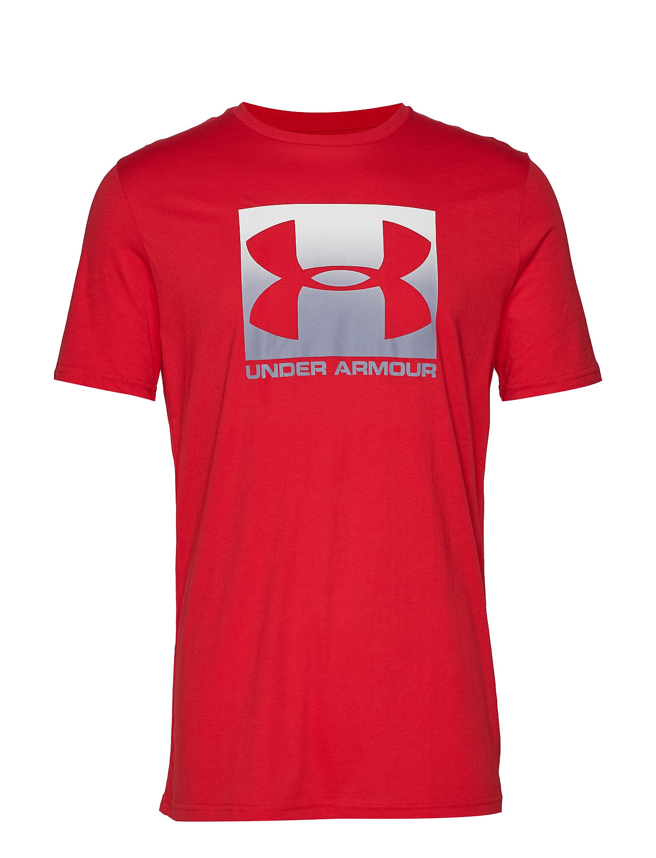 Under Armour UA BOXED SPORTSTYLE SS - RED