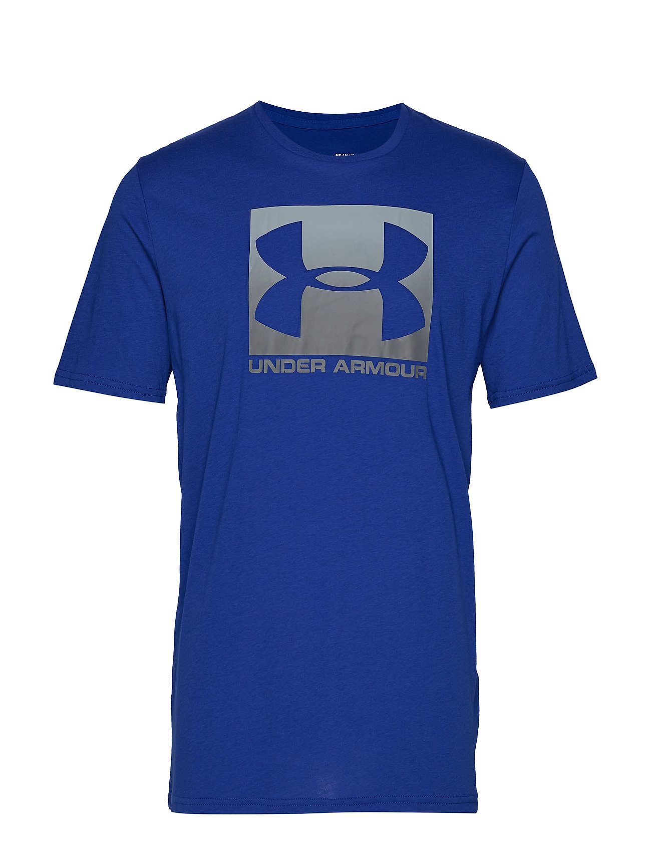 Under Armour UA BOXED SPORTSTYLE SS - ROYAL