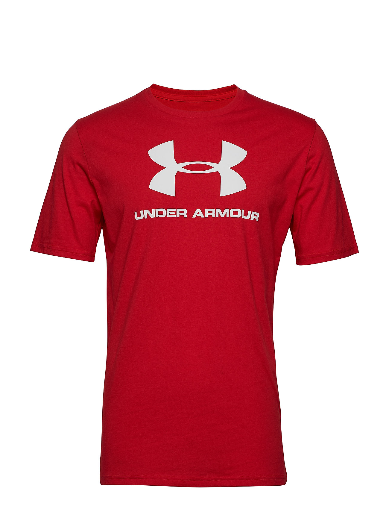 Under Armour SPORTSTYLE LOGO SS - RED