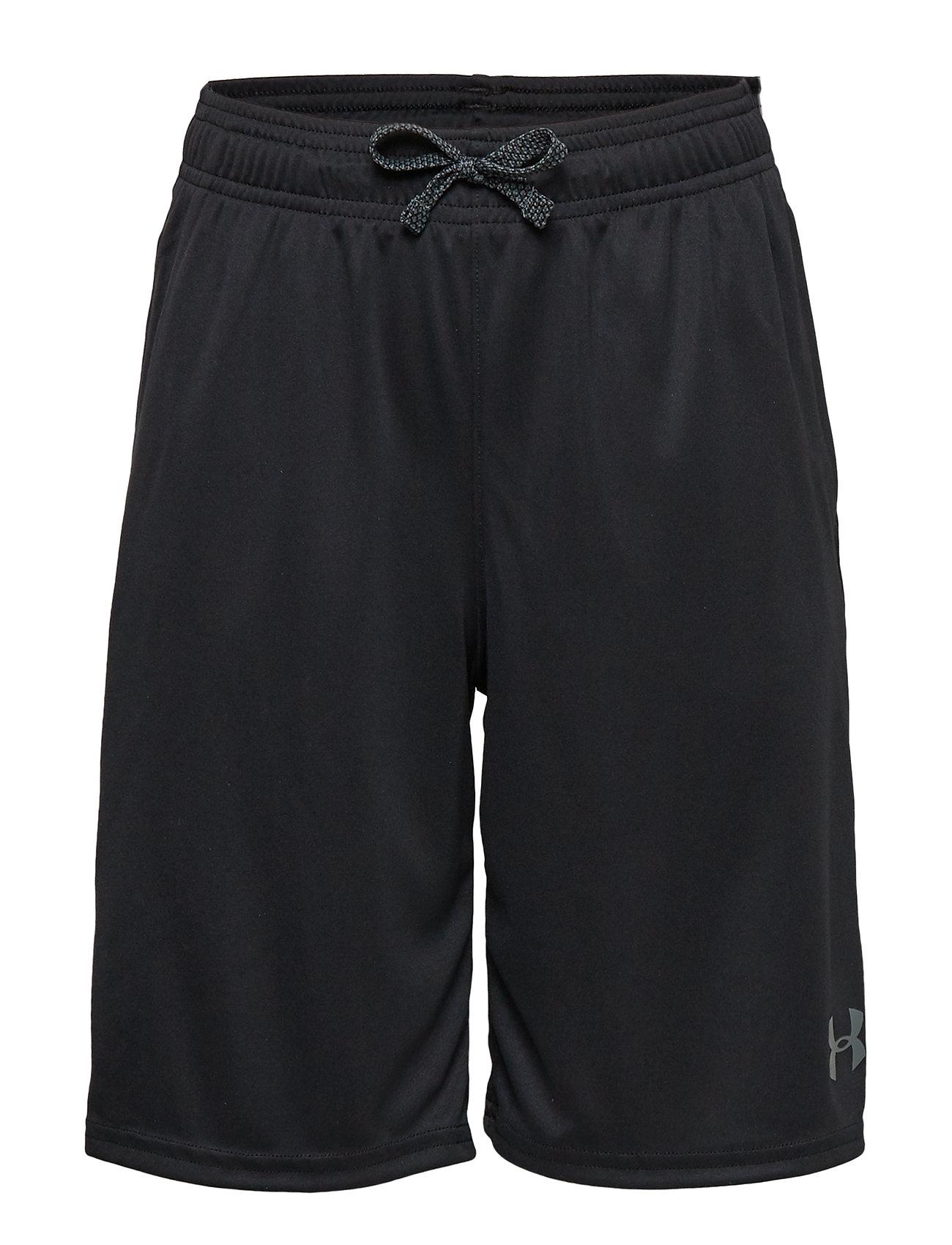 Under Armour Prototype Wordmark Shorts - BLACK