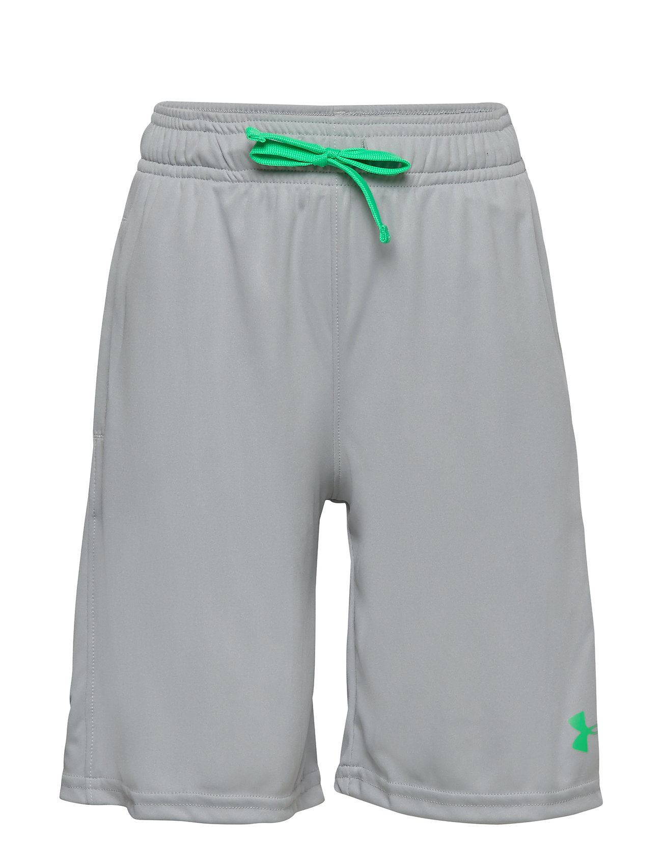 Under Armour UA Prototype Wordmark Shorts - MOD GRAY LIGHT HEATHER