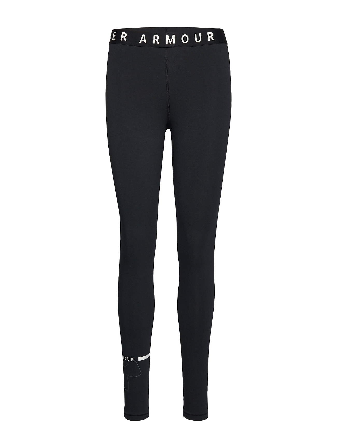Under Armour Favorite Big Logo Legging - BLACK