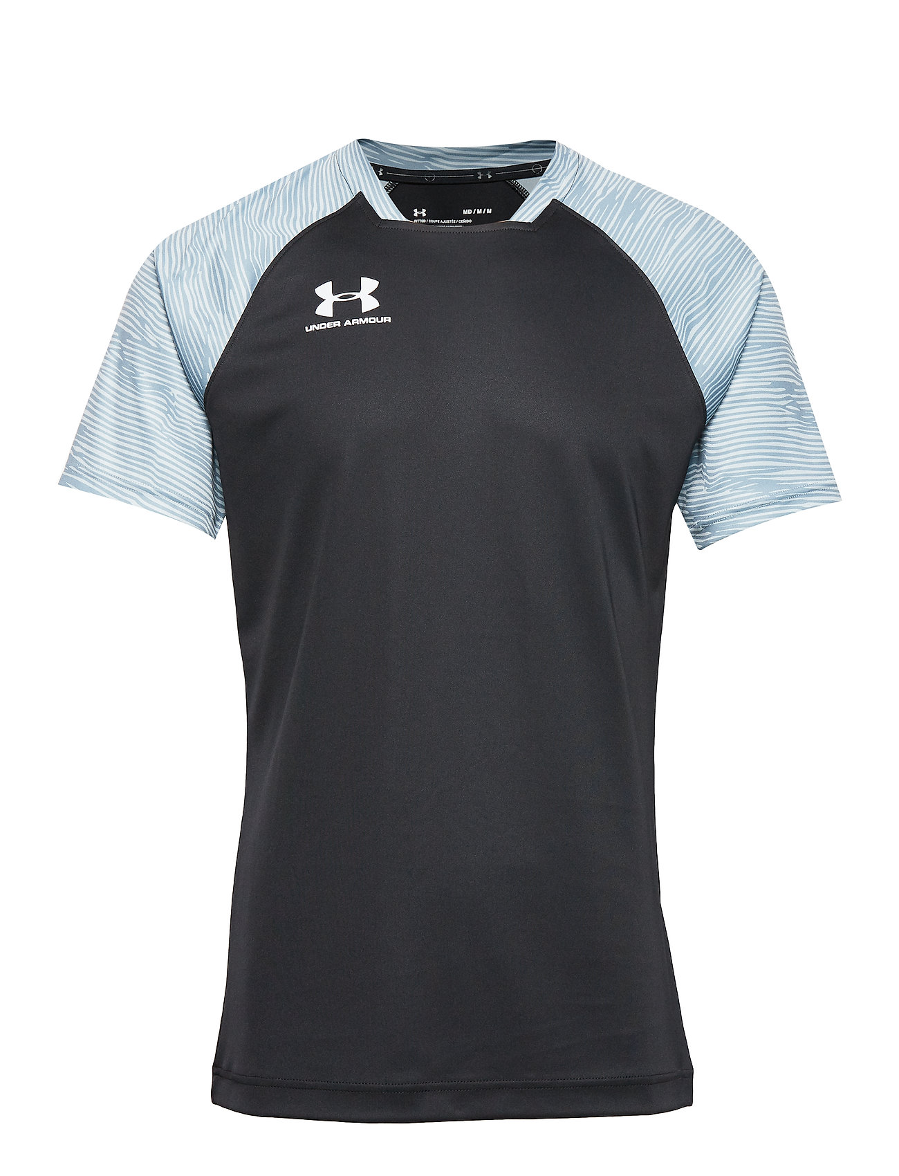 Under Armour ACCELERATE PREMIER SS TOP - BLACK