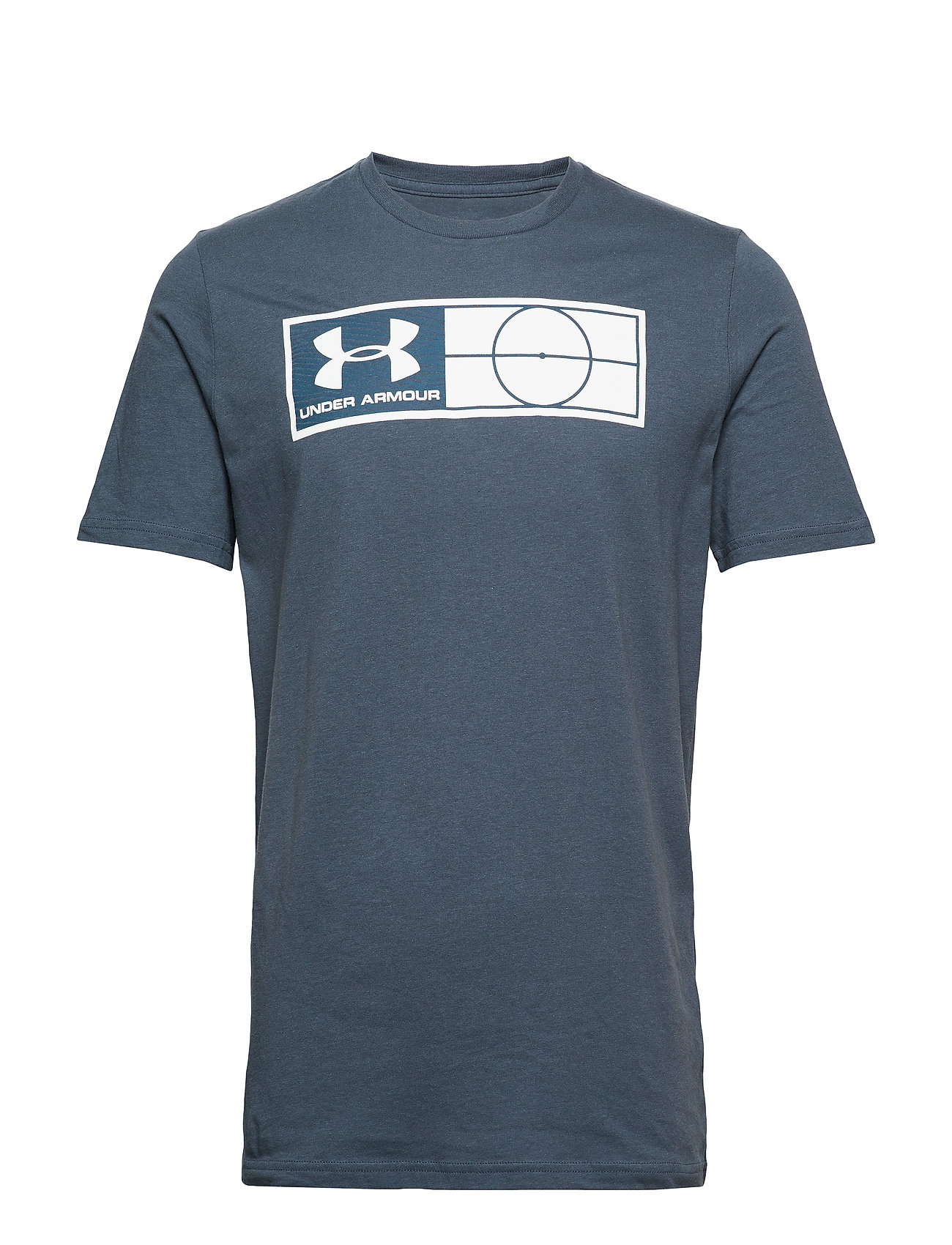 Under Armour GLOBAL FOOTBALL TAG TEE - WIRE
