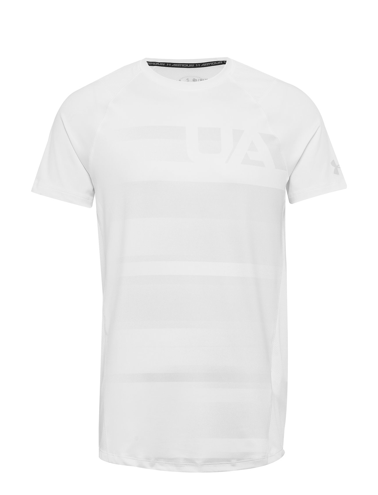Under Armour MK1 SS UA SUBLIMATED - WHITE