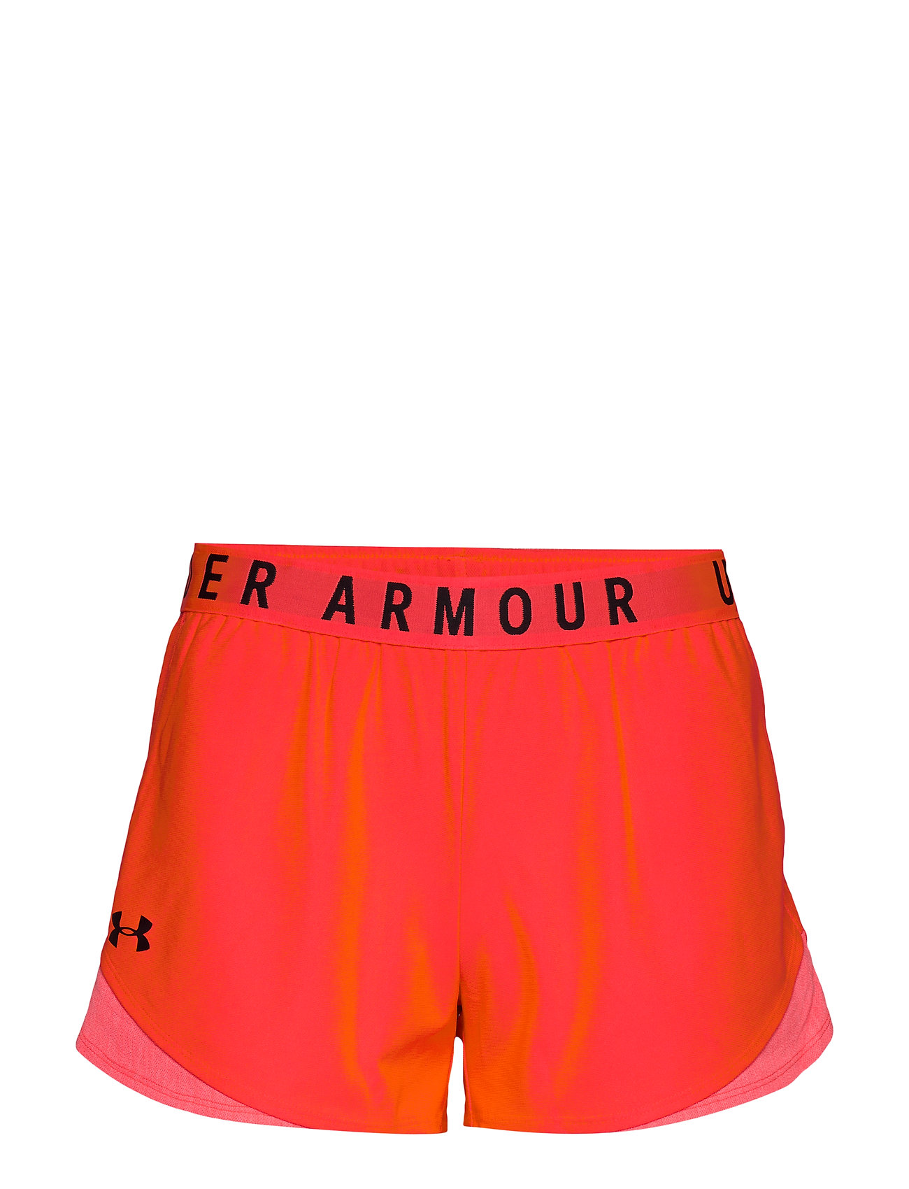 Under Armour PLAY UP SHORT 3.0 TWIST INSET - BETA RED
