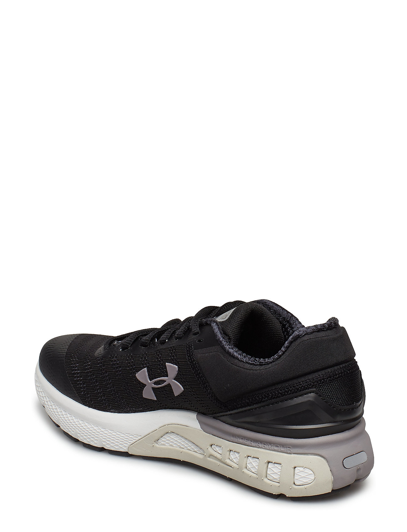 Under Armour Ua W Charged Europa 2 Shoes Sport Shoes Running Shoes Svart Under Armour