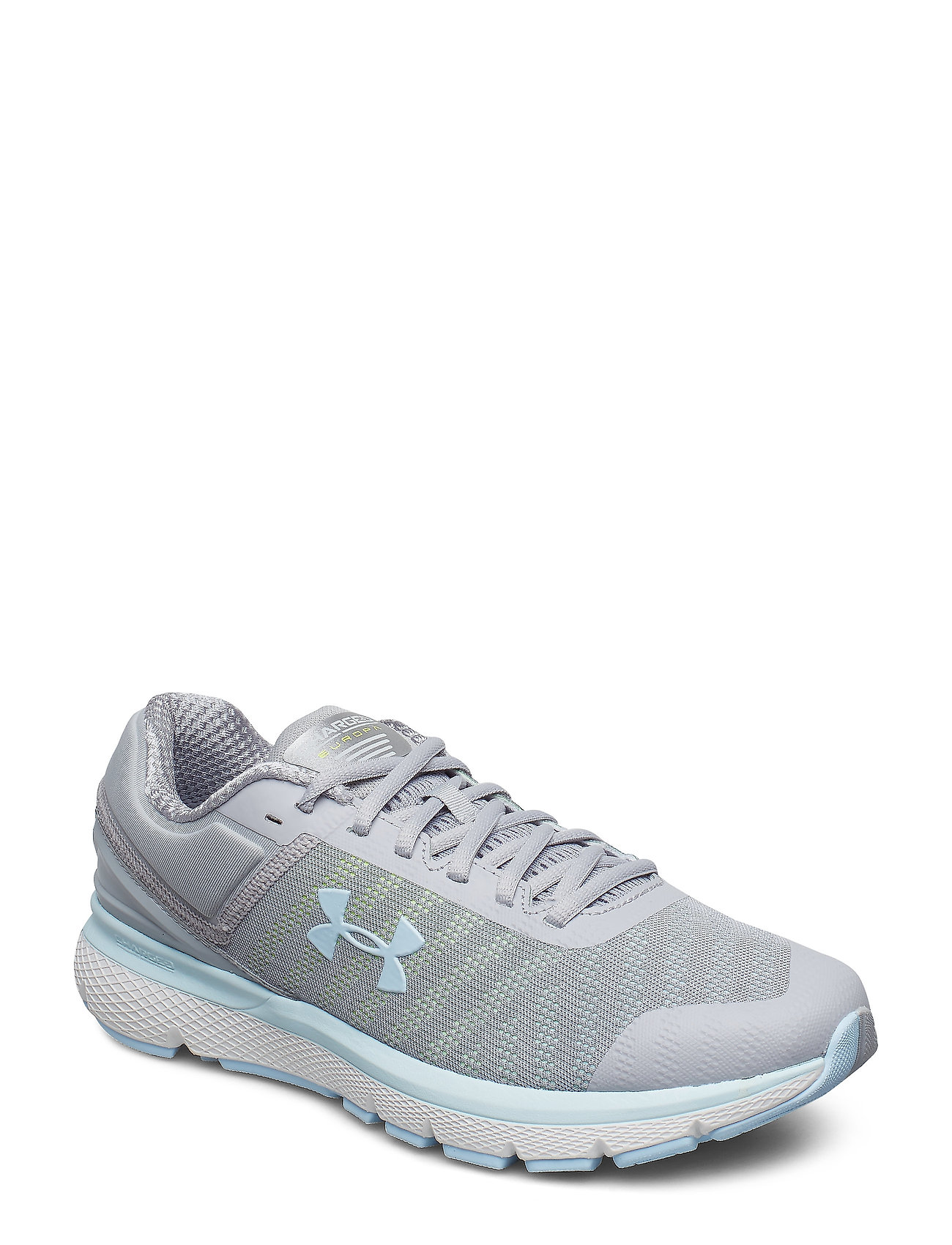 Under Armour Ua W Charged Europa 2 Shoes Sport Shoes Running Shoes Grå Under Armour